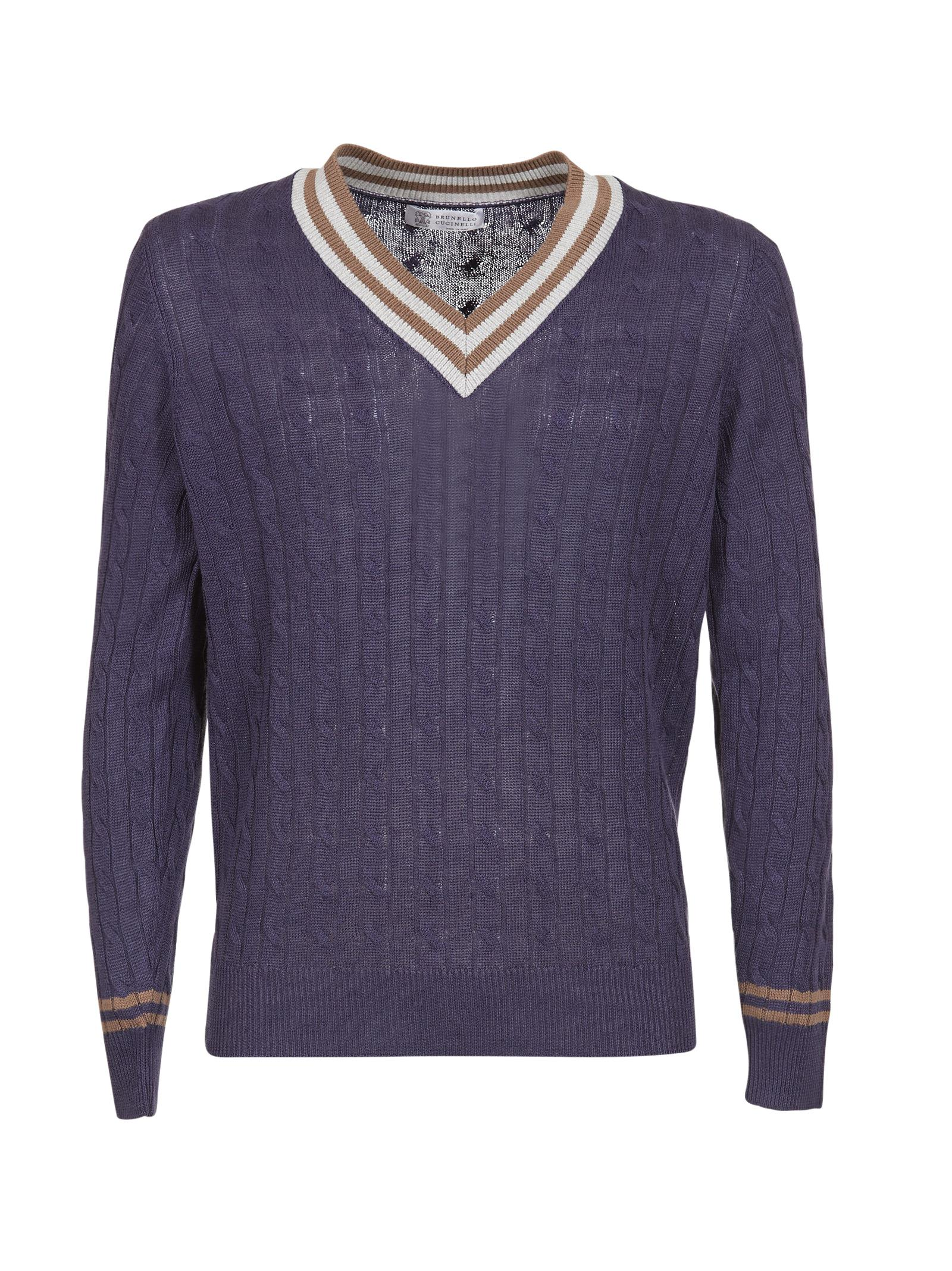 Brunello Cucinelli Knitted Sweater