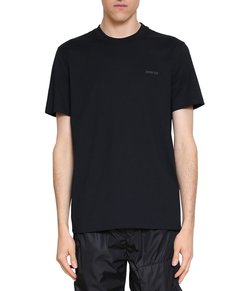 Givenchy Cuban Fit Logo Cotton T-shirt