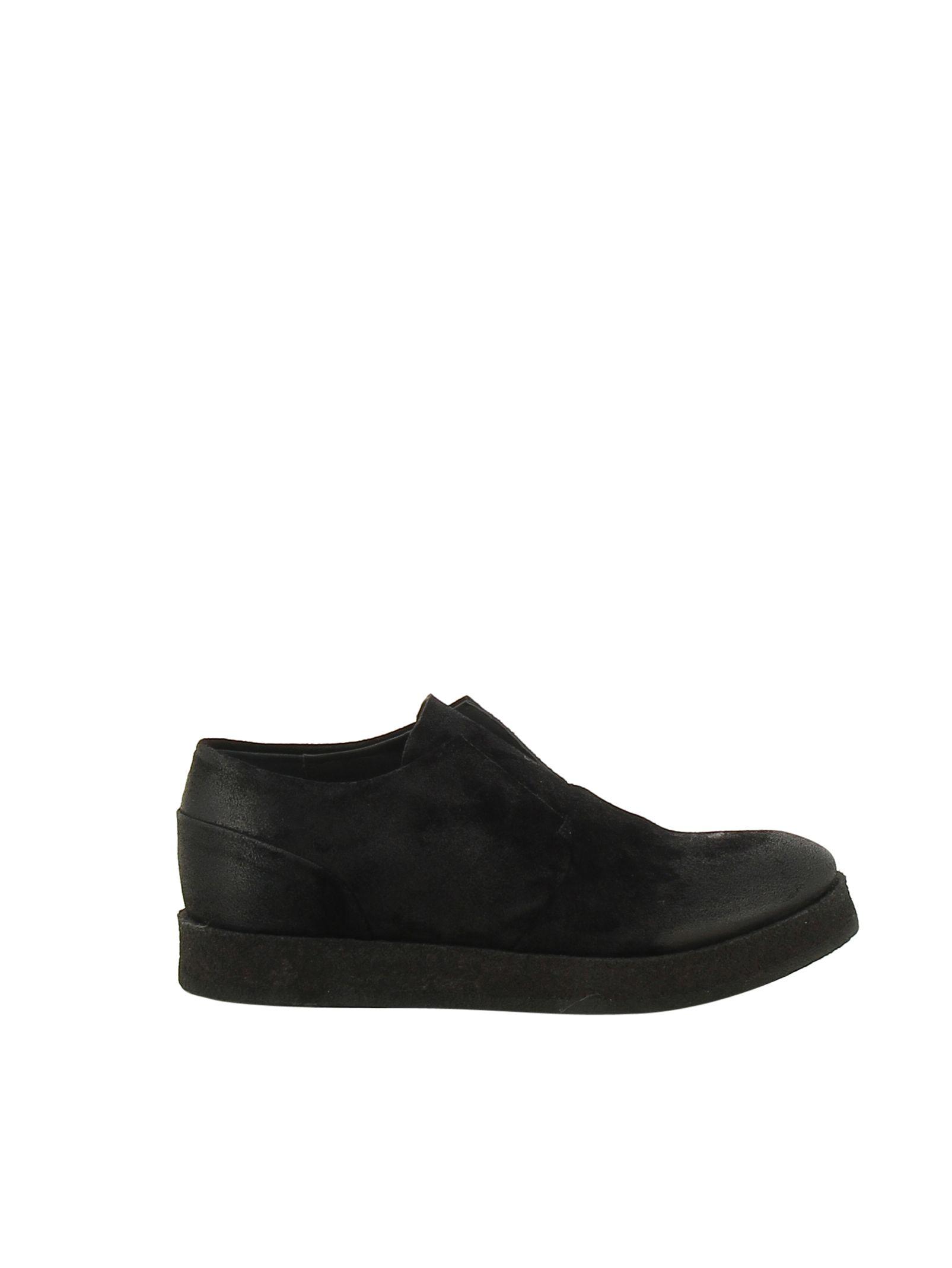 Roberto Del Carlo Slip-on Derby Shoes