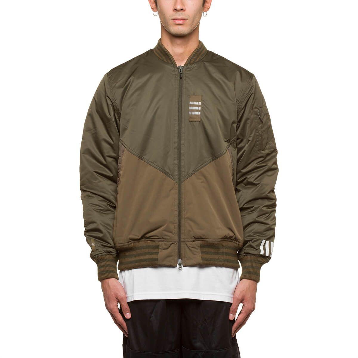 Adidas Originals x White Mountaineering Wm Flight Jacket