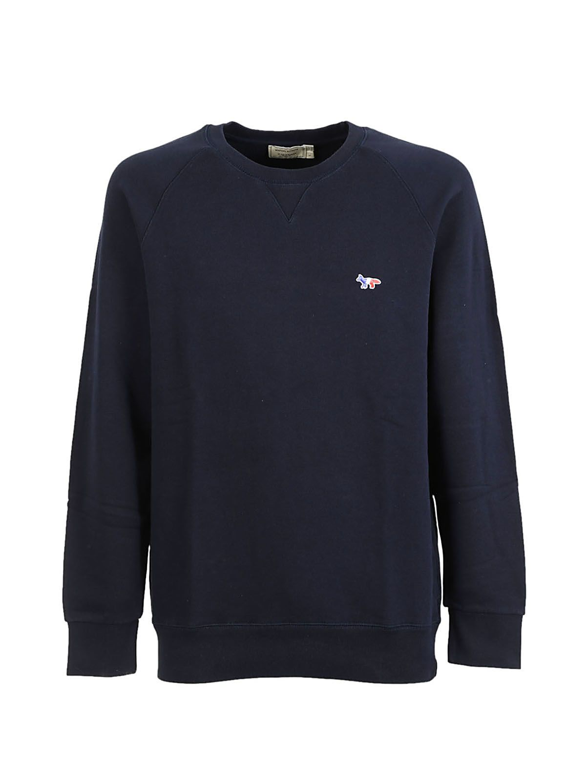 Maison Kitsun? Chest Patch Sweatshirt
