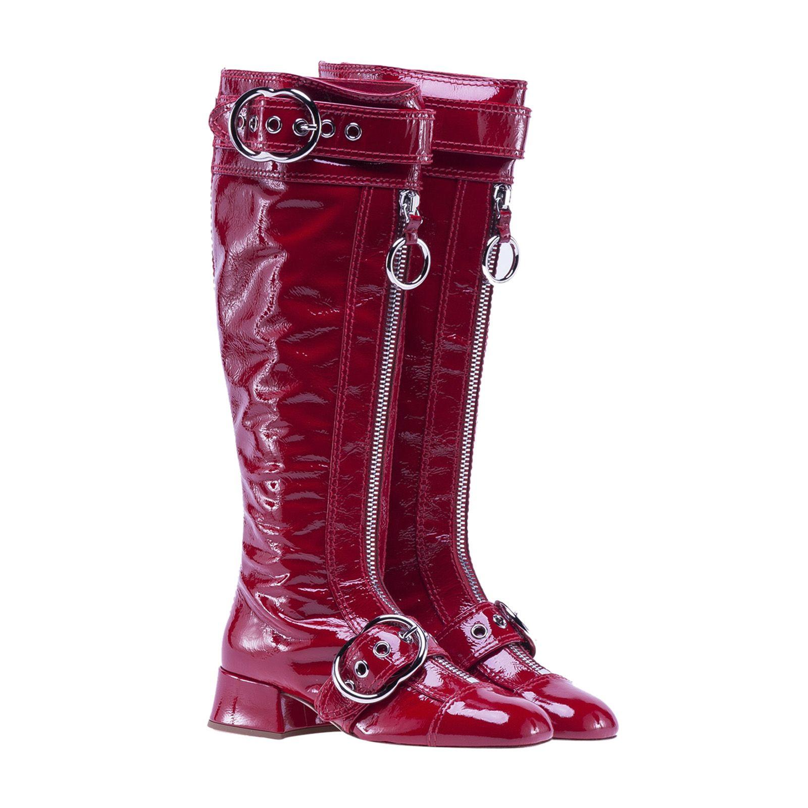 Miu Miu Naplak Boots