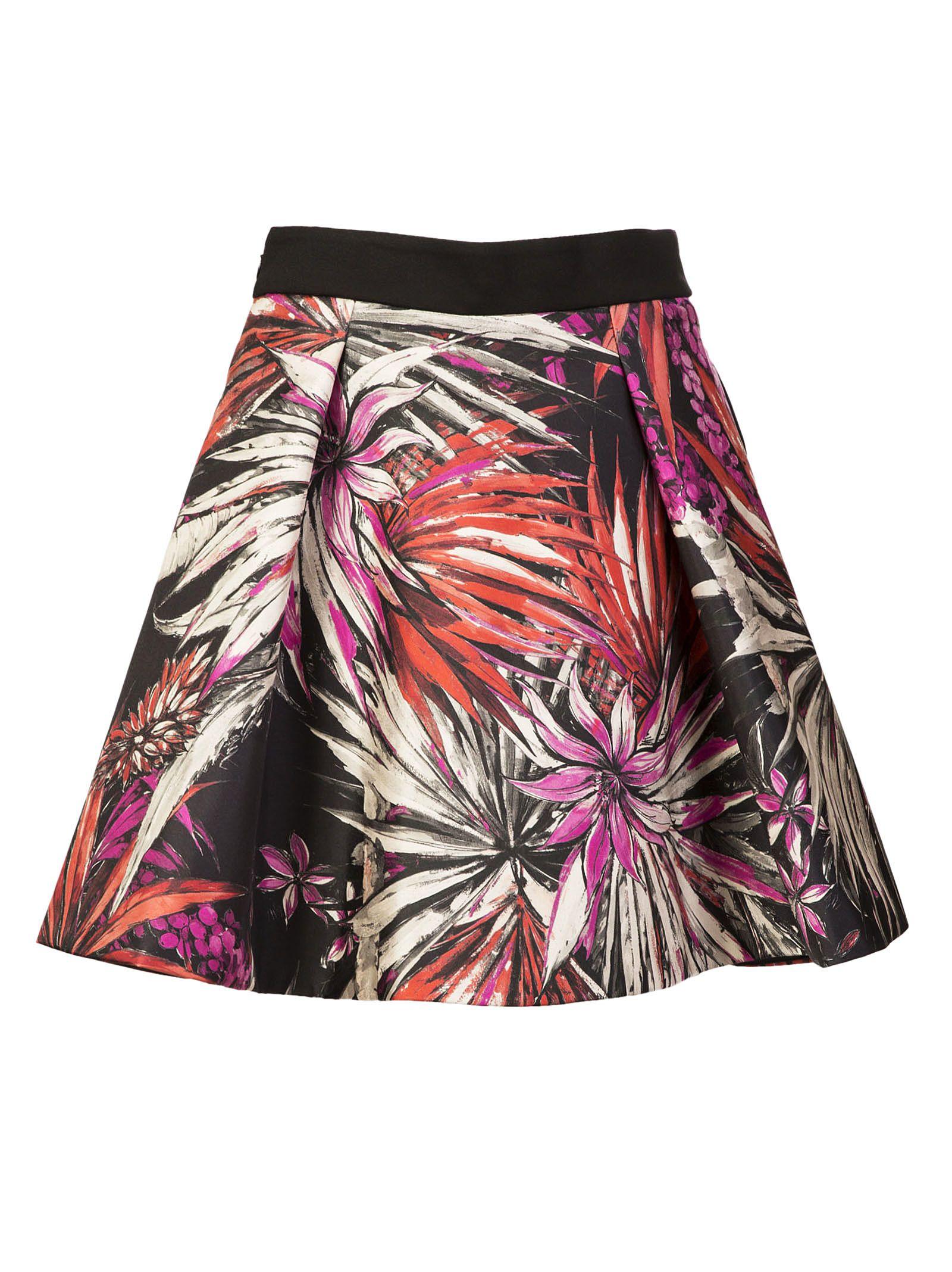 Fausto Puglisi Fantasia Skirt