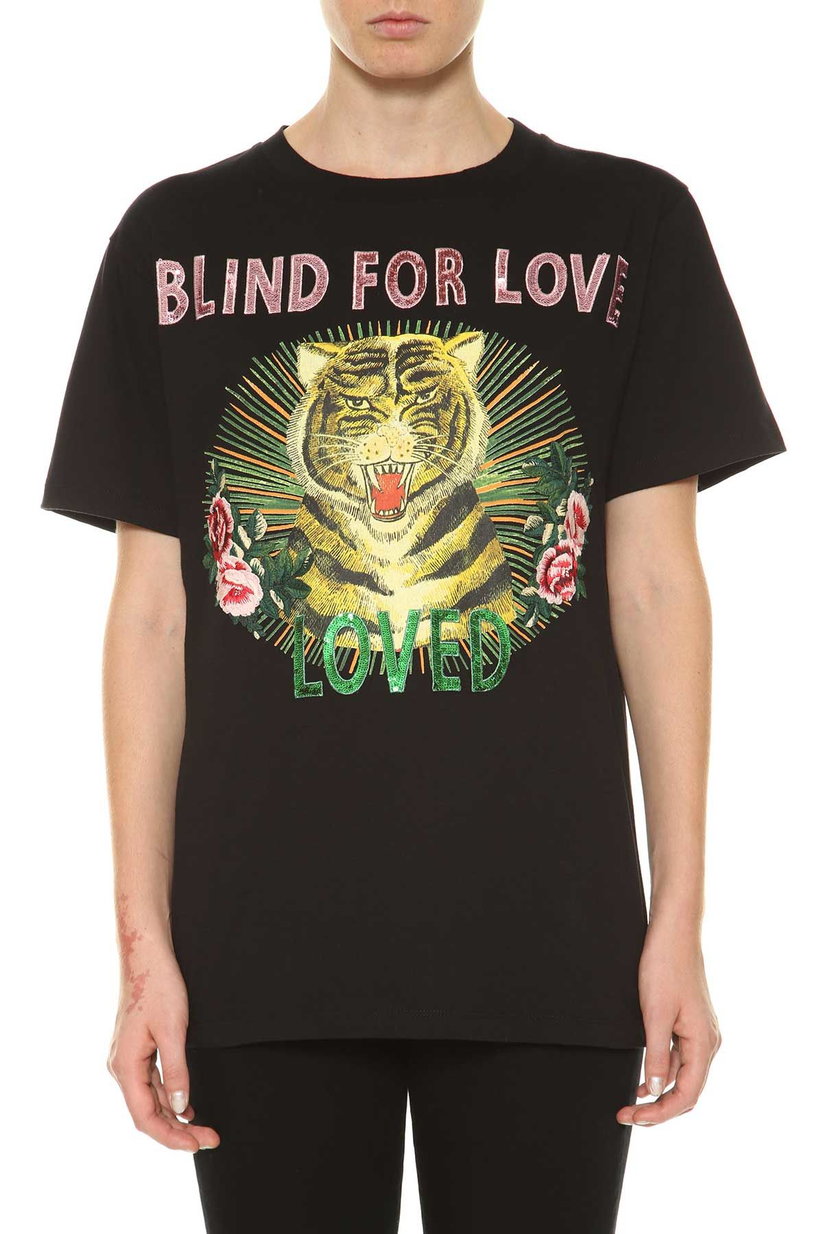 Gucci blind For Love T-shirt 7926614