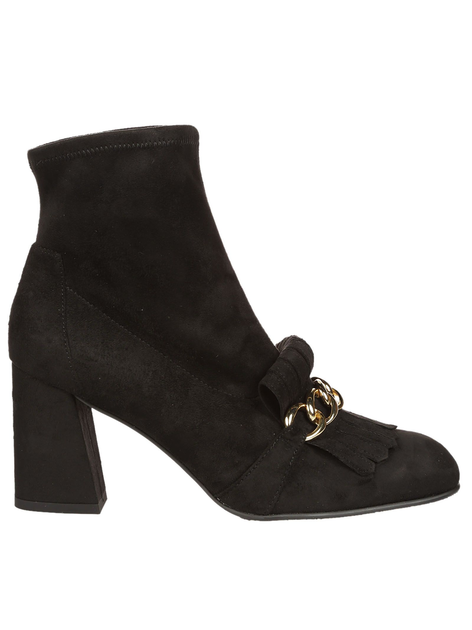Stuart Weitzman Ring Leader Ankle Boots
