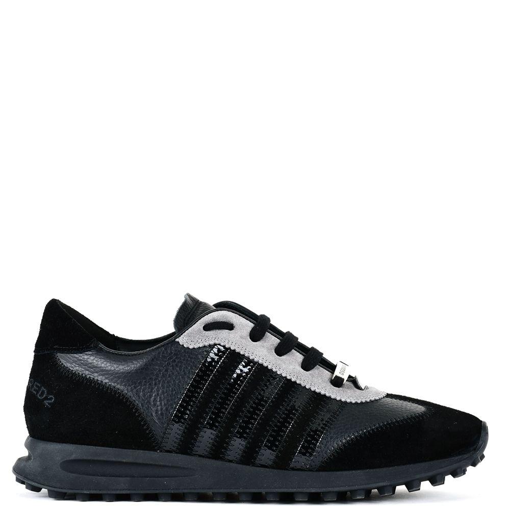 dsquared2 dsquared sneakers nera men 39 s sneakers italist. Black Bedroom Furniture Sets. Home Design Ideas