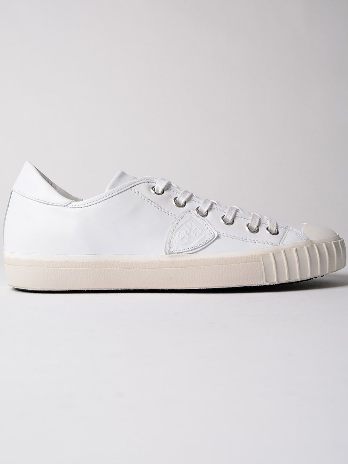 Philippe Model Patch Detail Sneakers