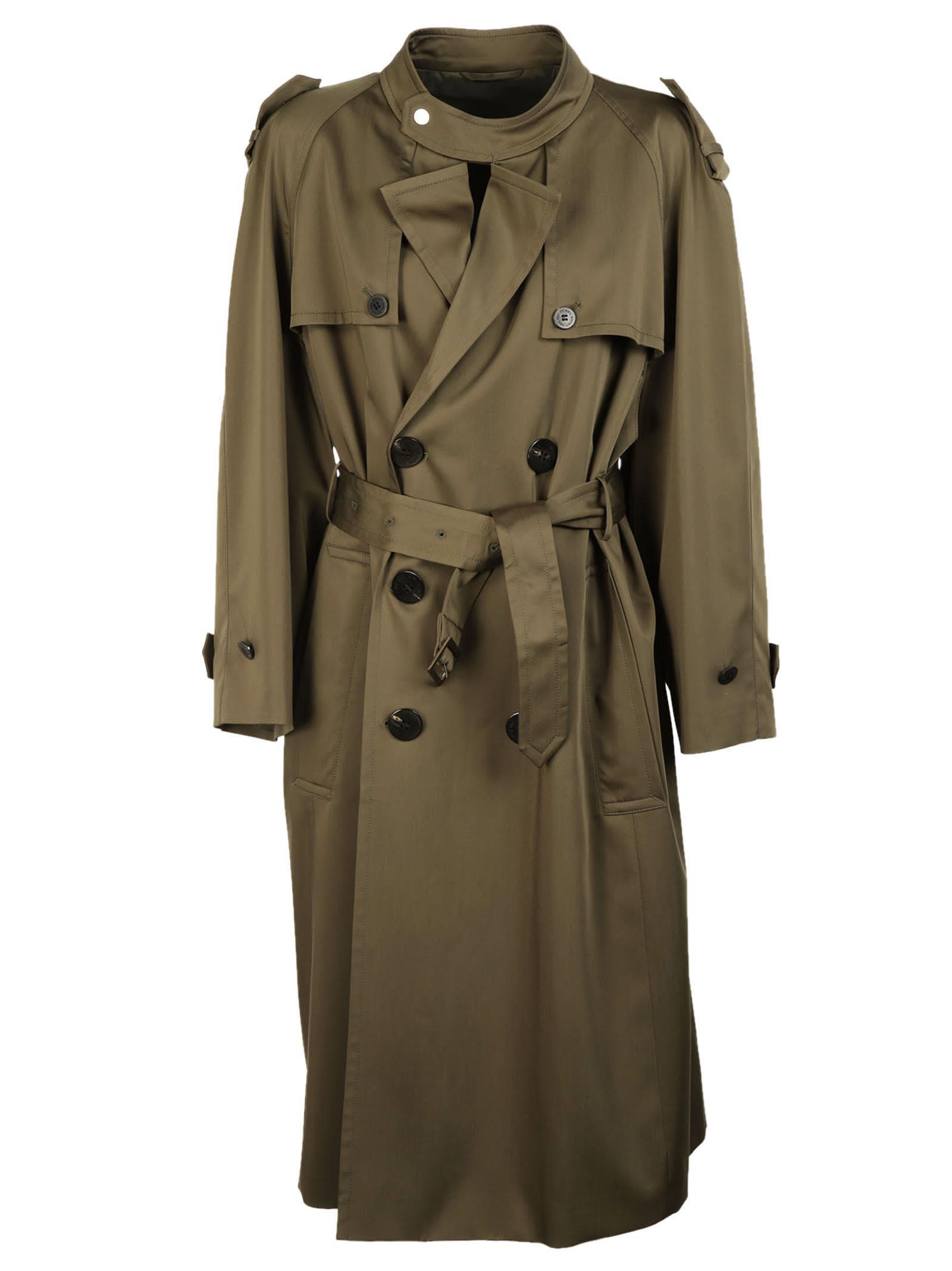 Neil Barrett Classic Trench Coat