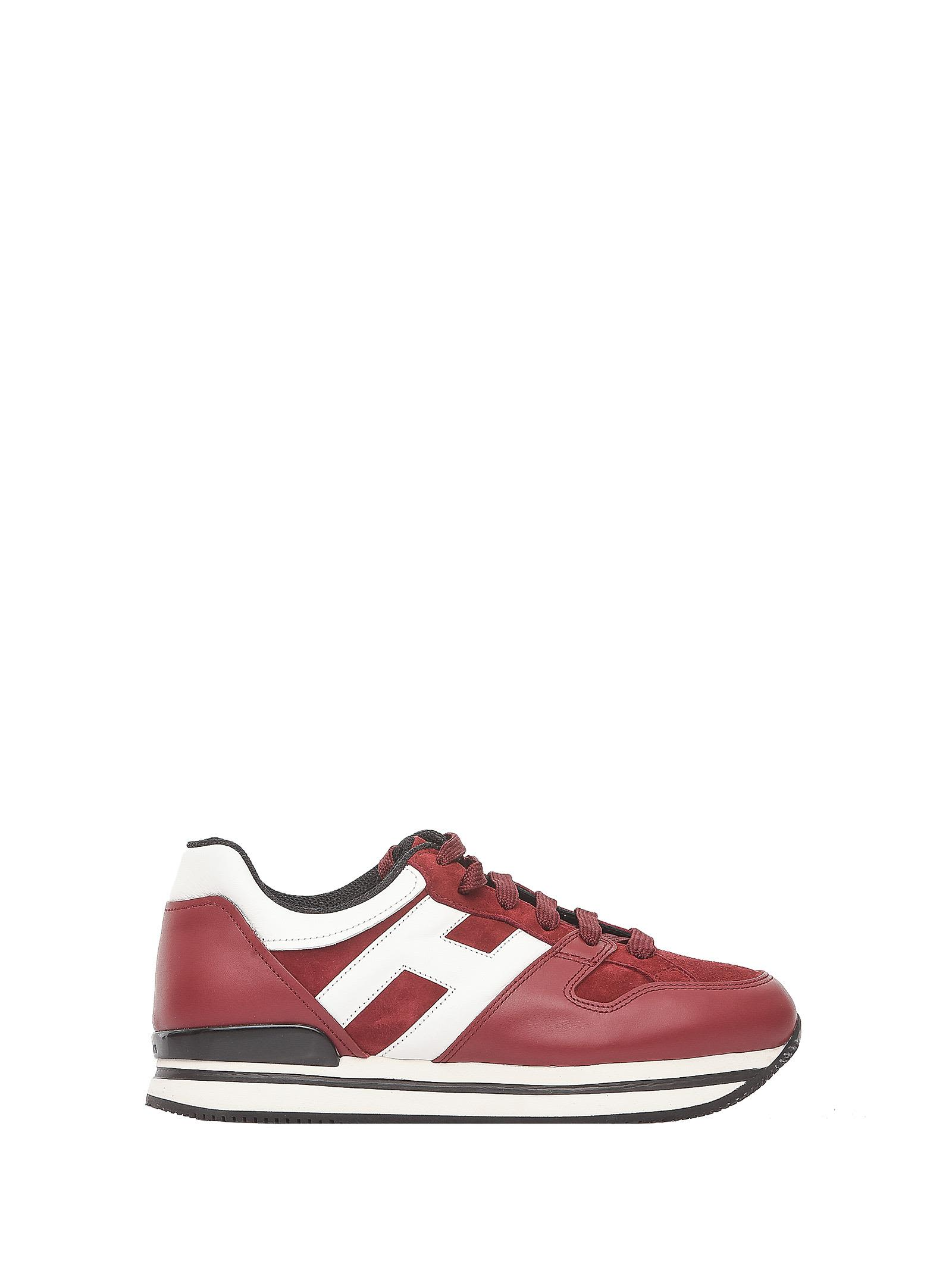 Hogan Sneakers H222 Red-white