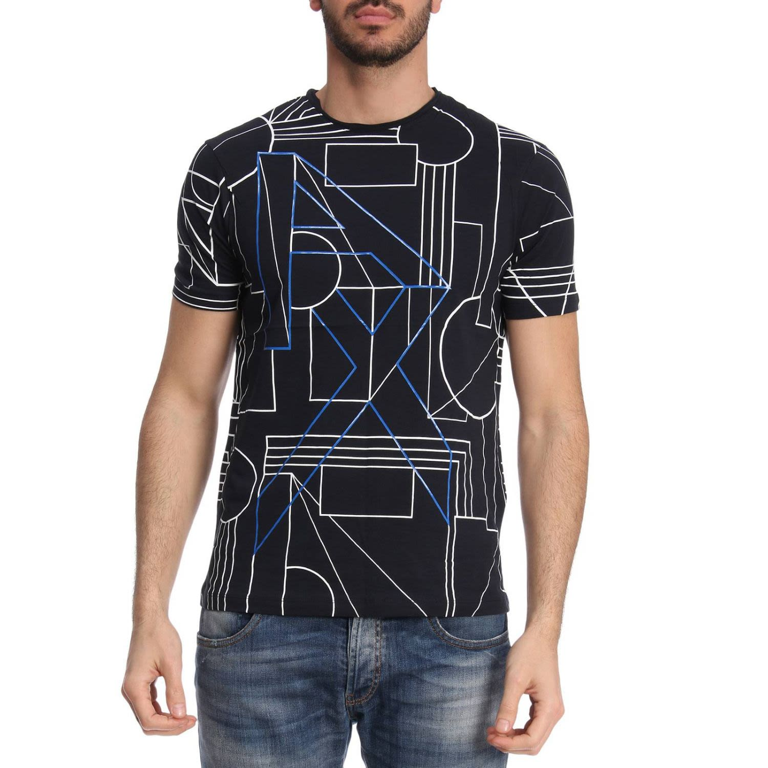 T-shirt T-shirt Men Armani Exchange