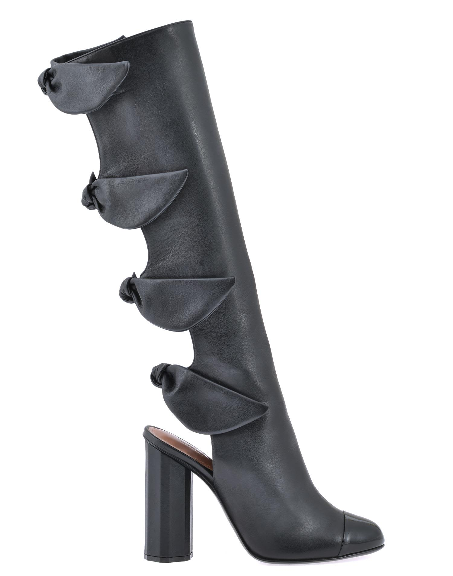 Marco de Vincenzo Leather Boot