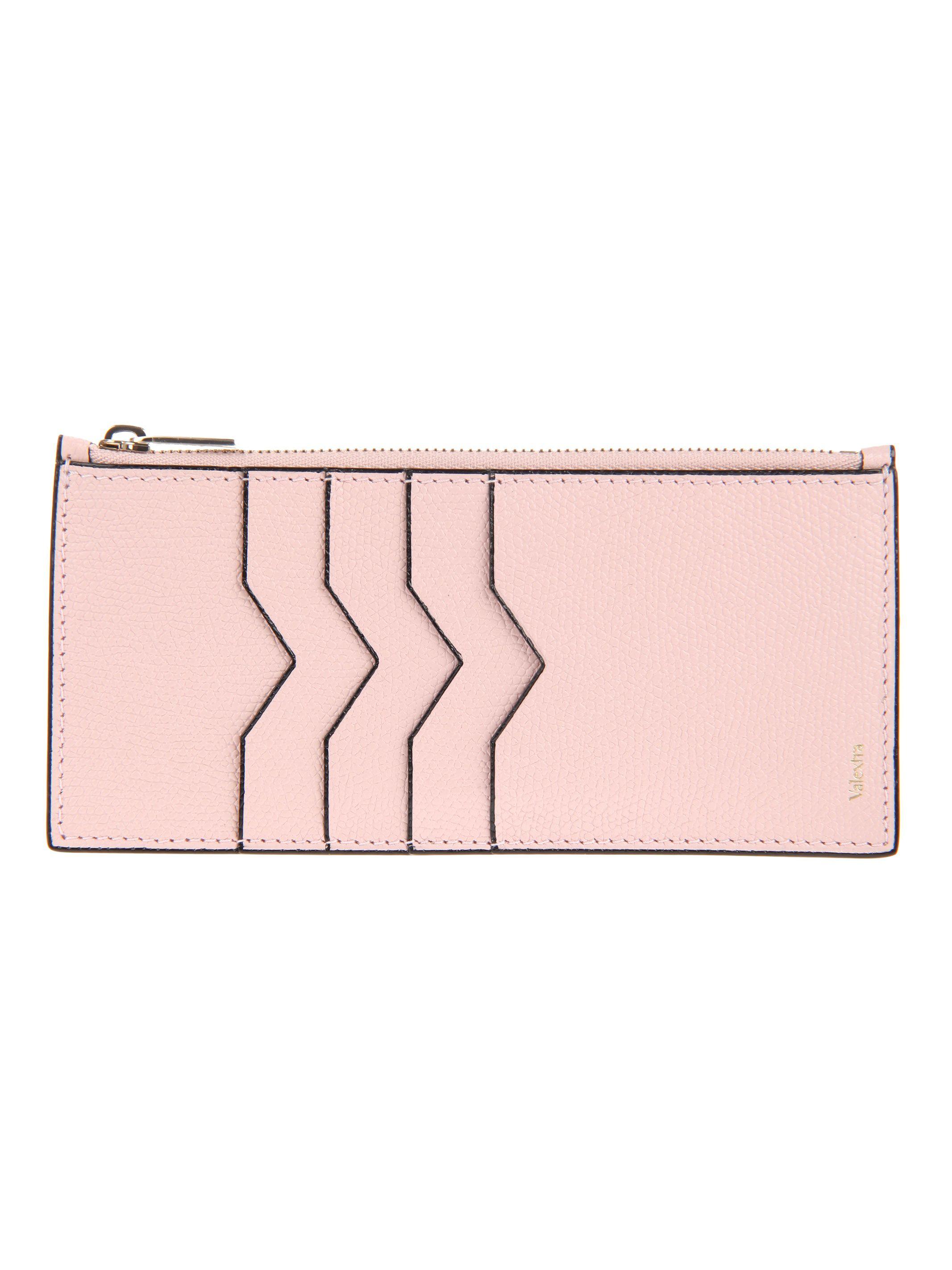Valextra Zipped Wallet