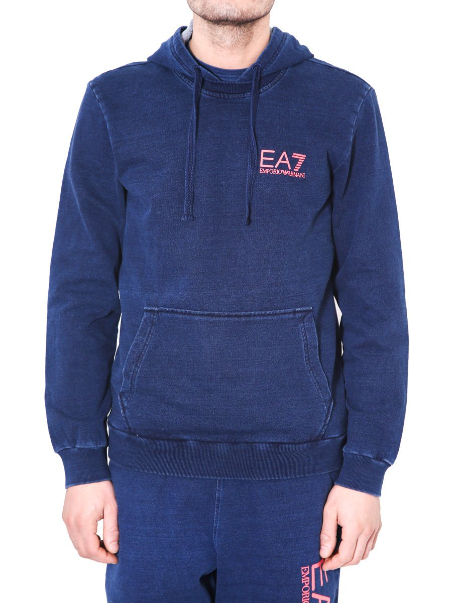 Emporio Armani Ea7 - Hooded Sweatshirt