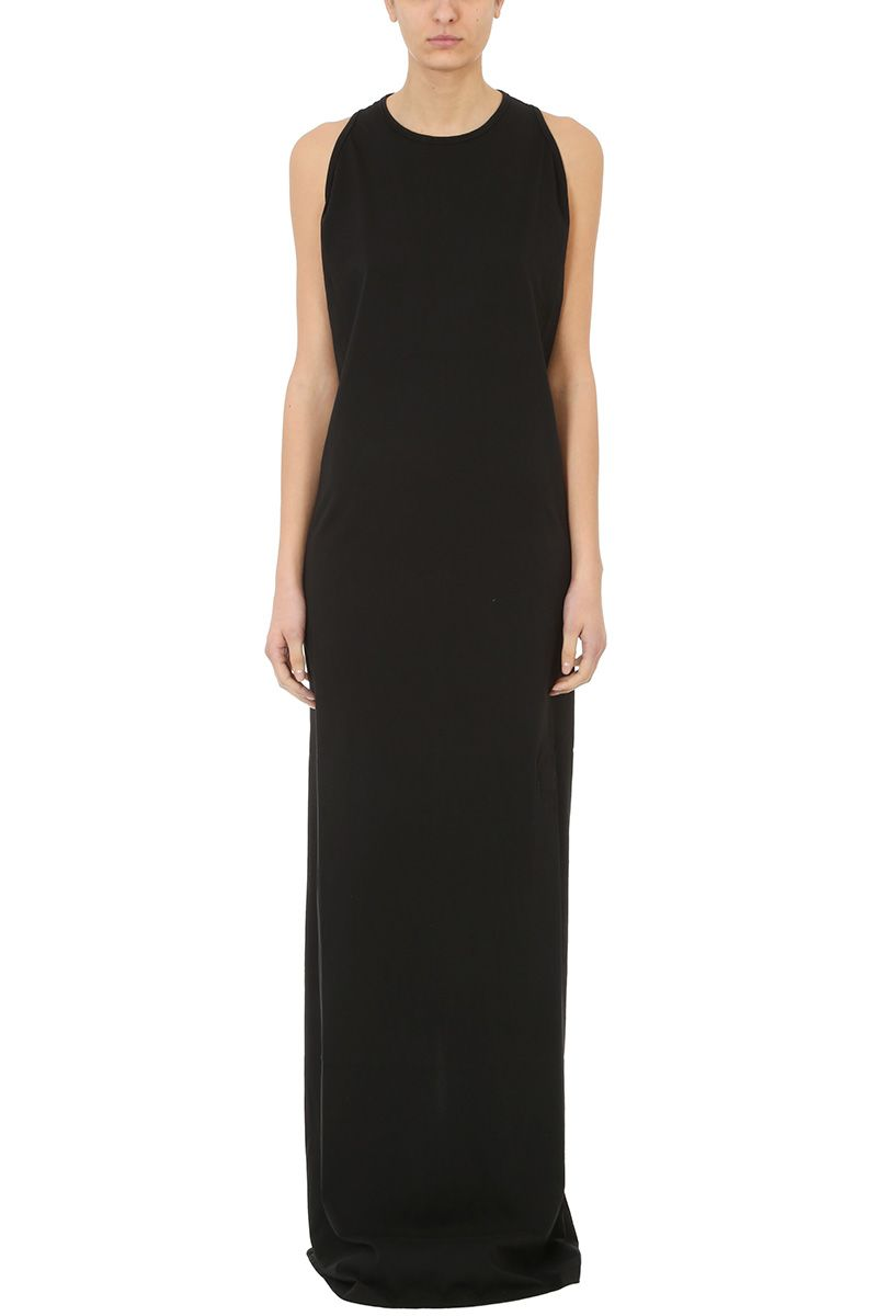 DRKSHDW Column Gown Dress