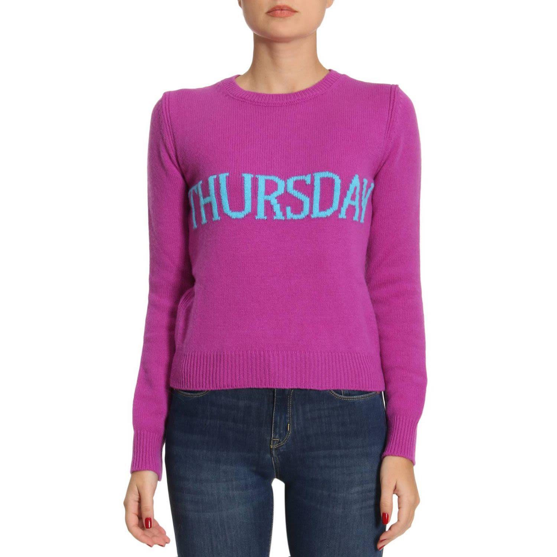 Sweater Sweater Women Alberta Ferretti
