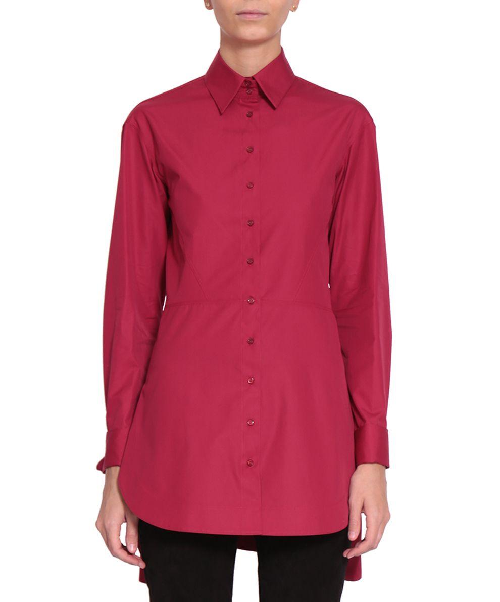 Alaia Cotton-poplin Shirt