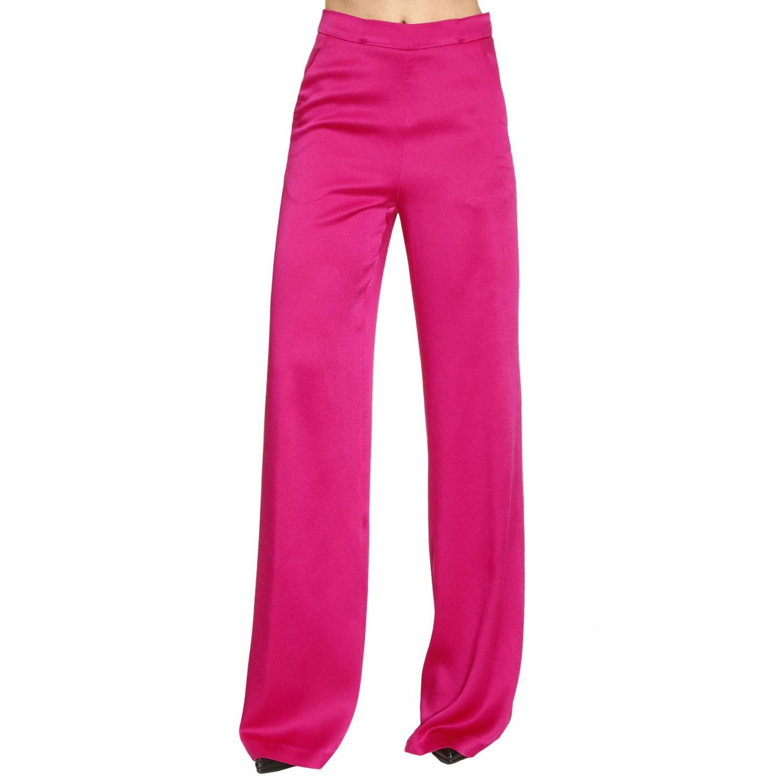 ETRO Pants Trouser Women , Fuchsia