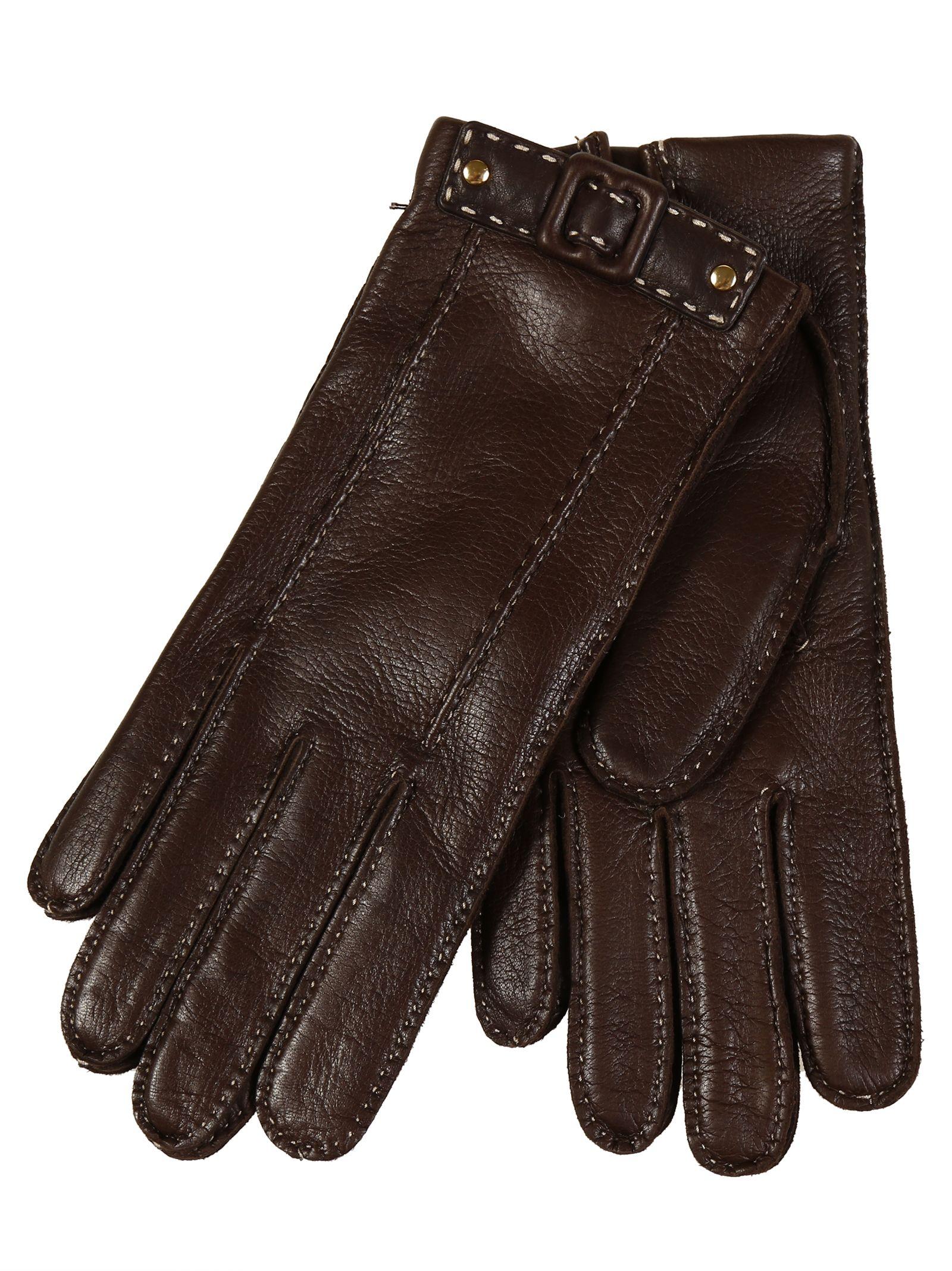 Restelli Deer Gloves With selleria belt.