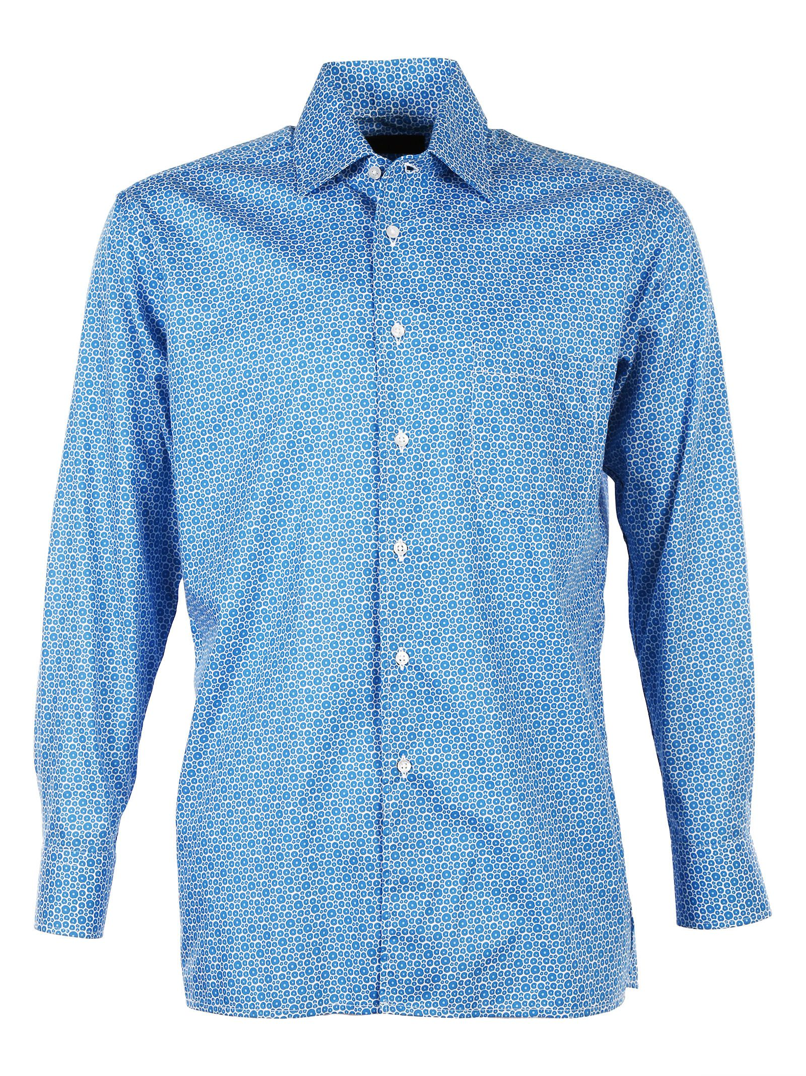Luchino Camicie Cotton Casacca Shirt
