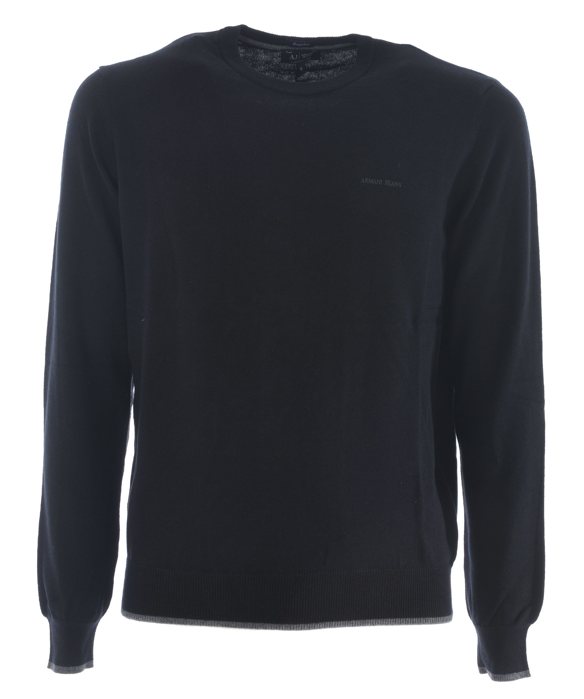 Armani Jeans  ELBOW PATCH SWEATER