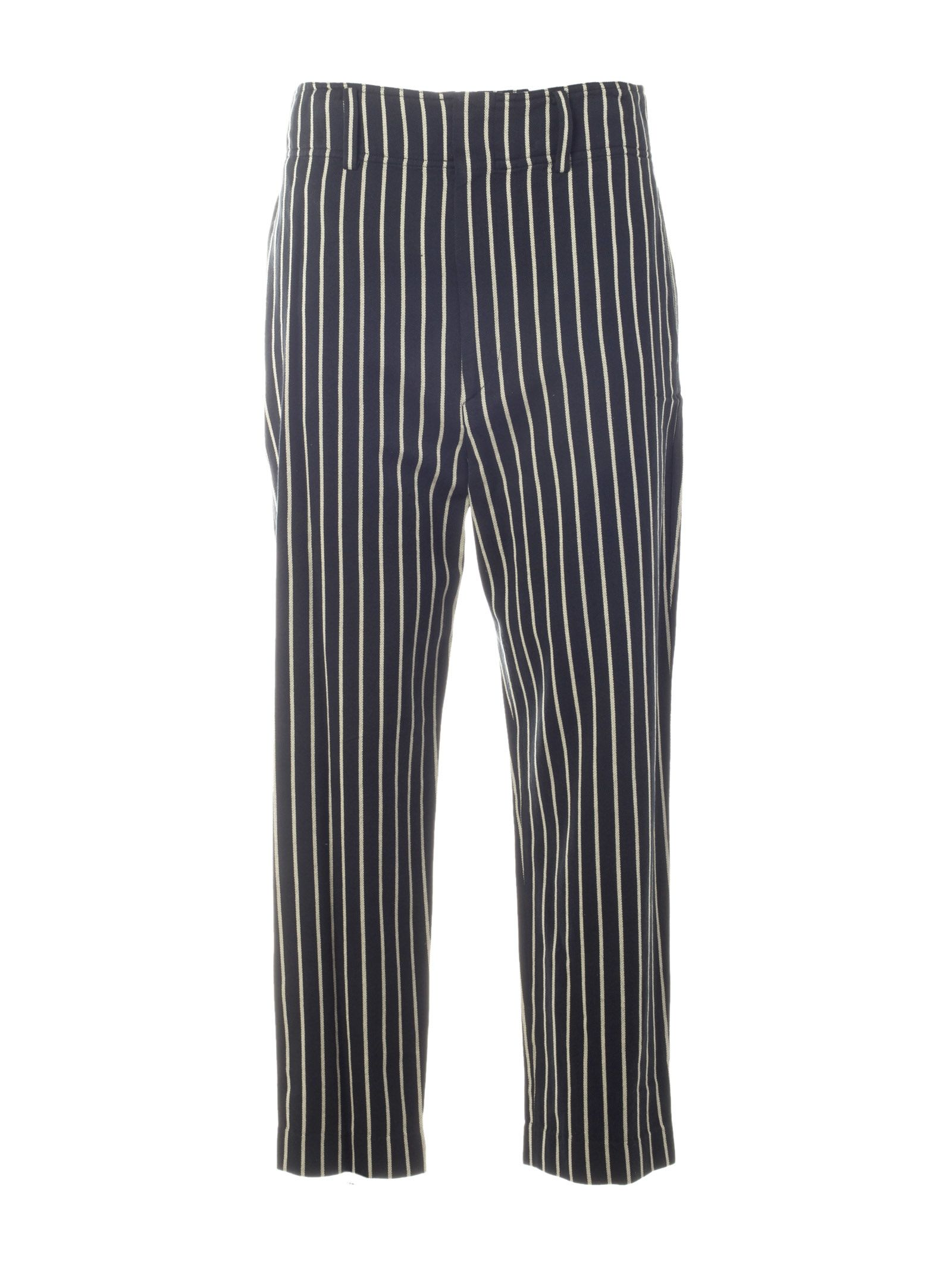 Isabel Marant Striped Trousers