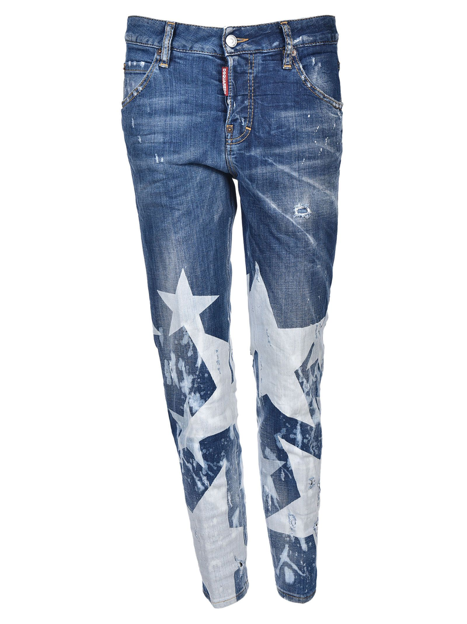 Dsquared2 Cool Girl Big Star Jeans