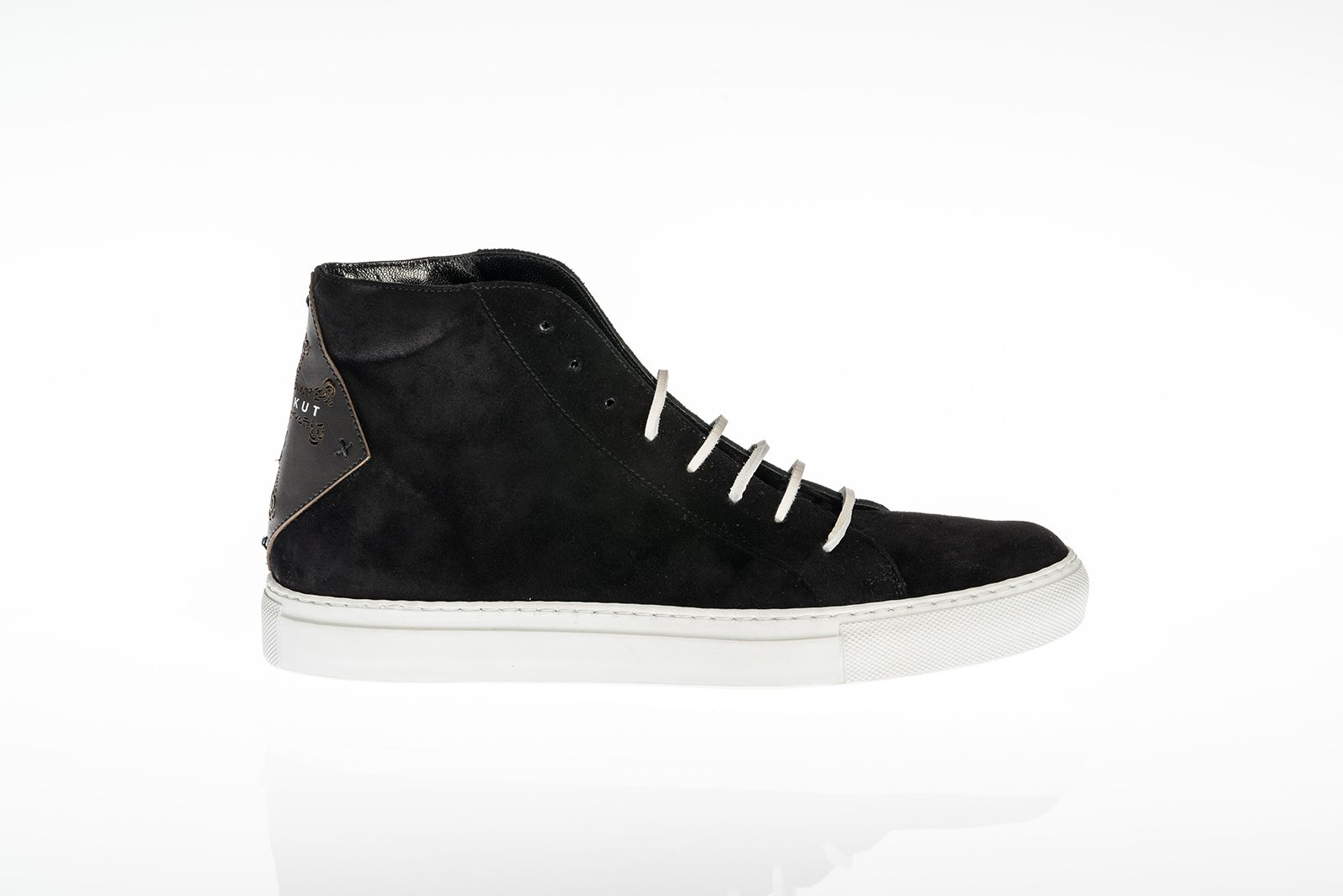 Skullkut sneakers New York black