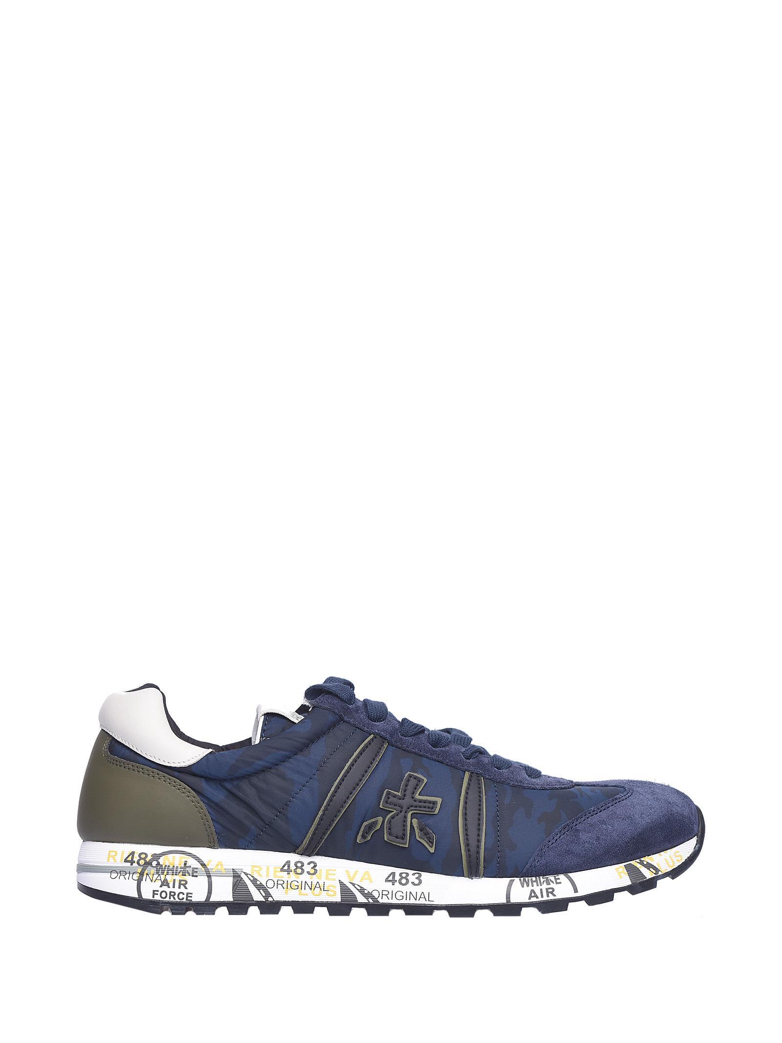 Premiata Lucy 2460 Sneakers Blue