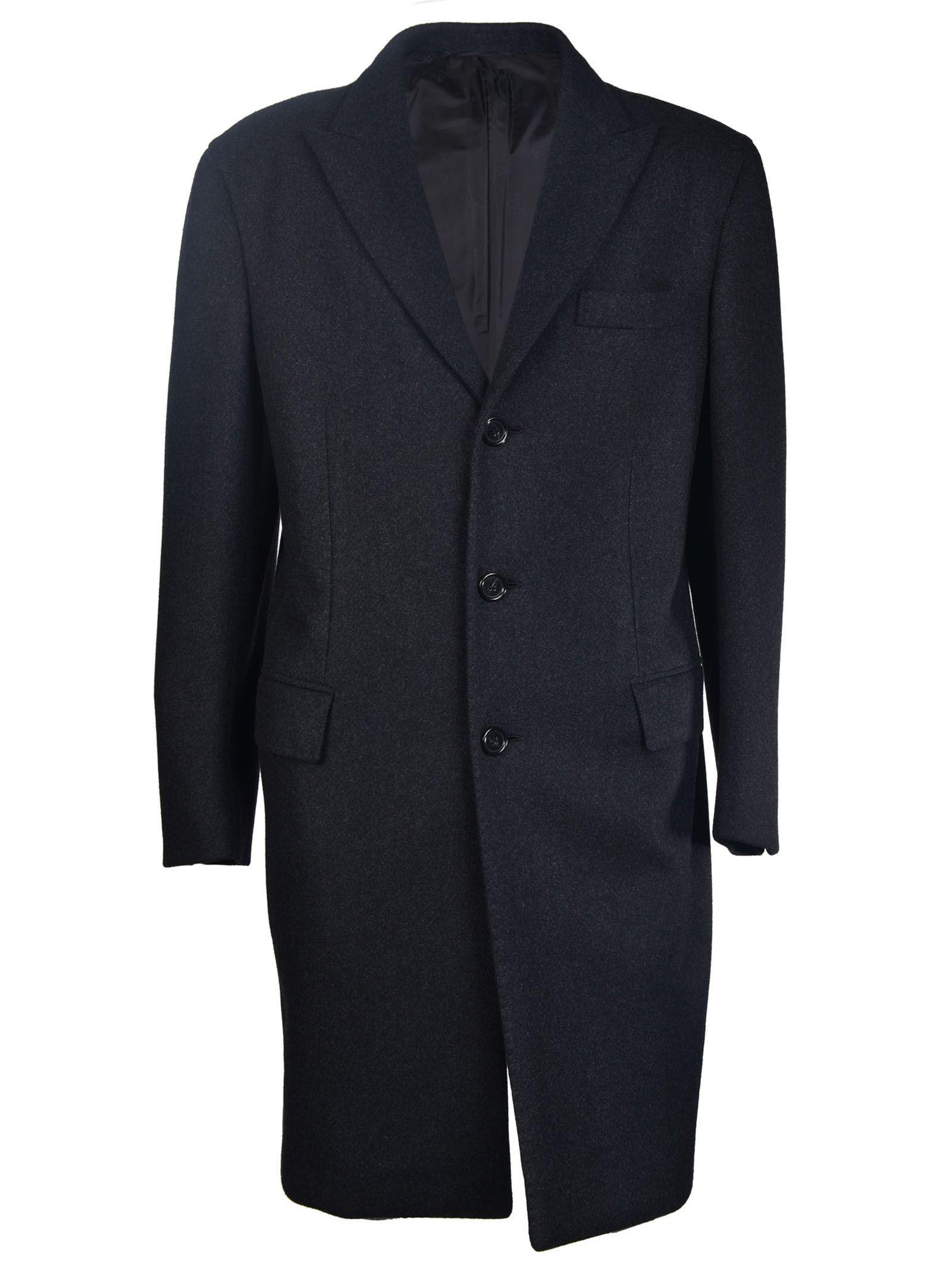 Brioni Cashmere Coat