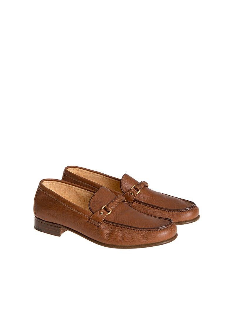 Gravati Leather Loafers