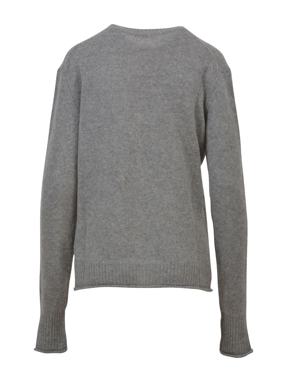 Celine - Celine Cashmere Sweater - Grey, Women's Sweaters   Italist