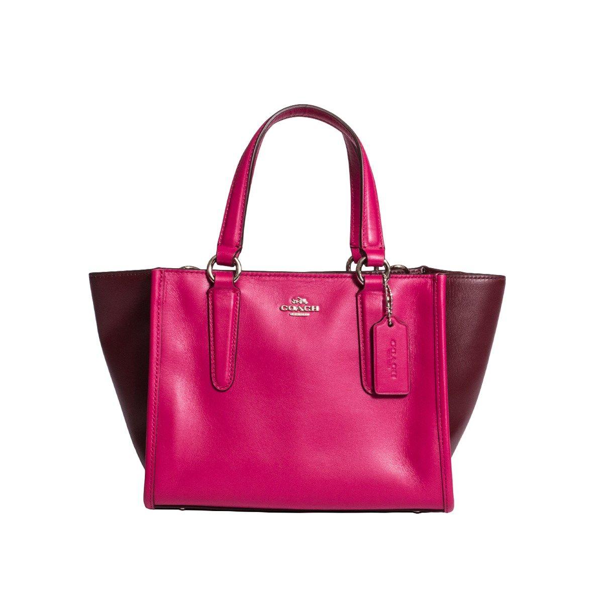 Multicolor Leather Handbag