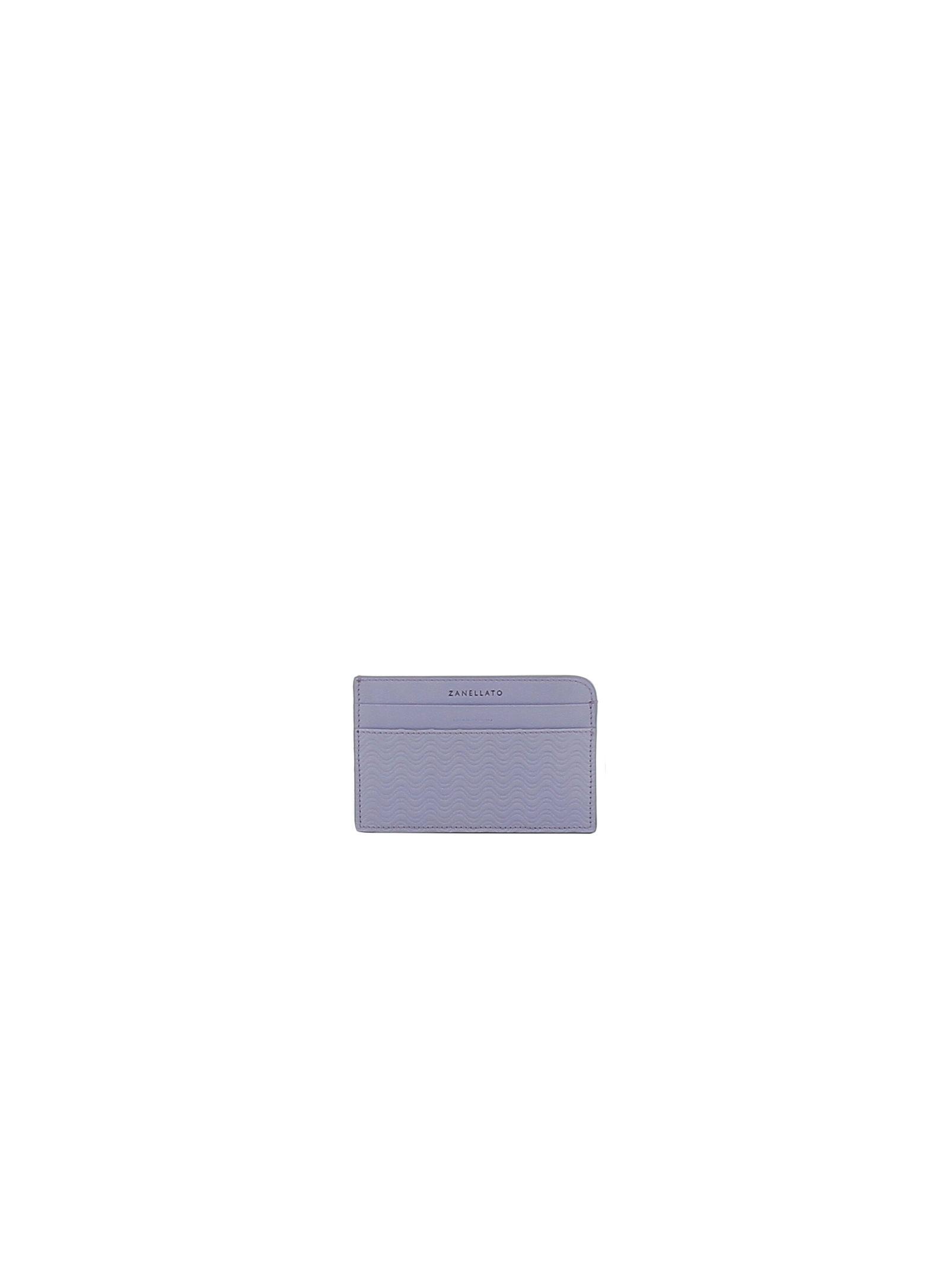 Zanellato Leather Card Holder