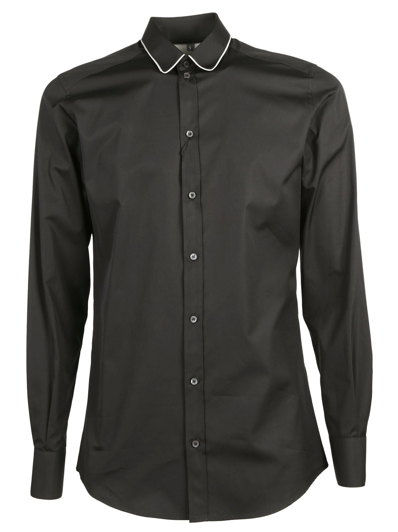 Dolce & Gabbana Piped Trim Shirt