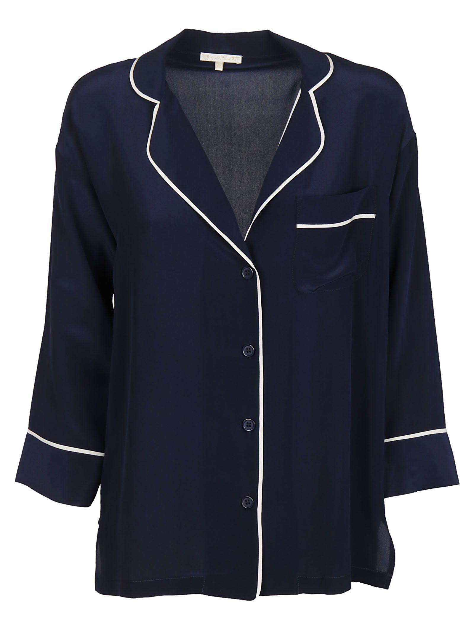 Gold Hawk Pajama Shirt