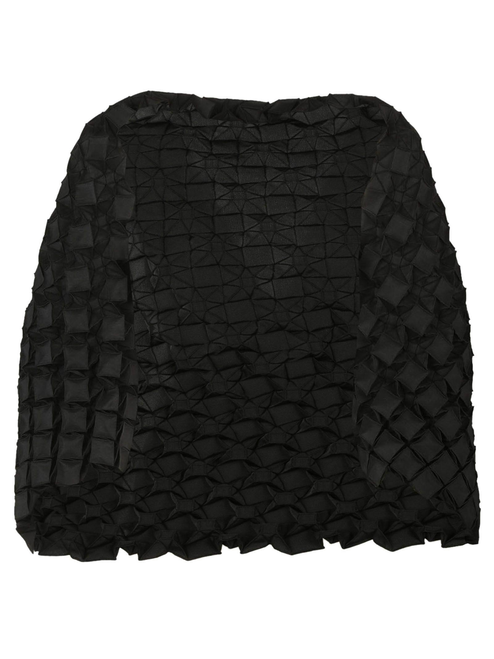Issey Miyake Textured Scarf