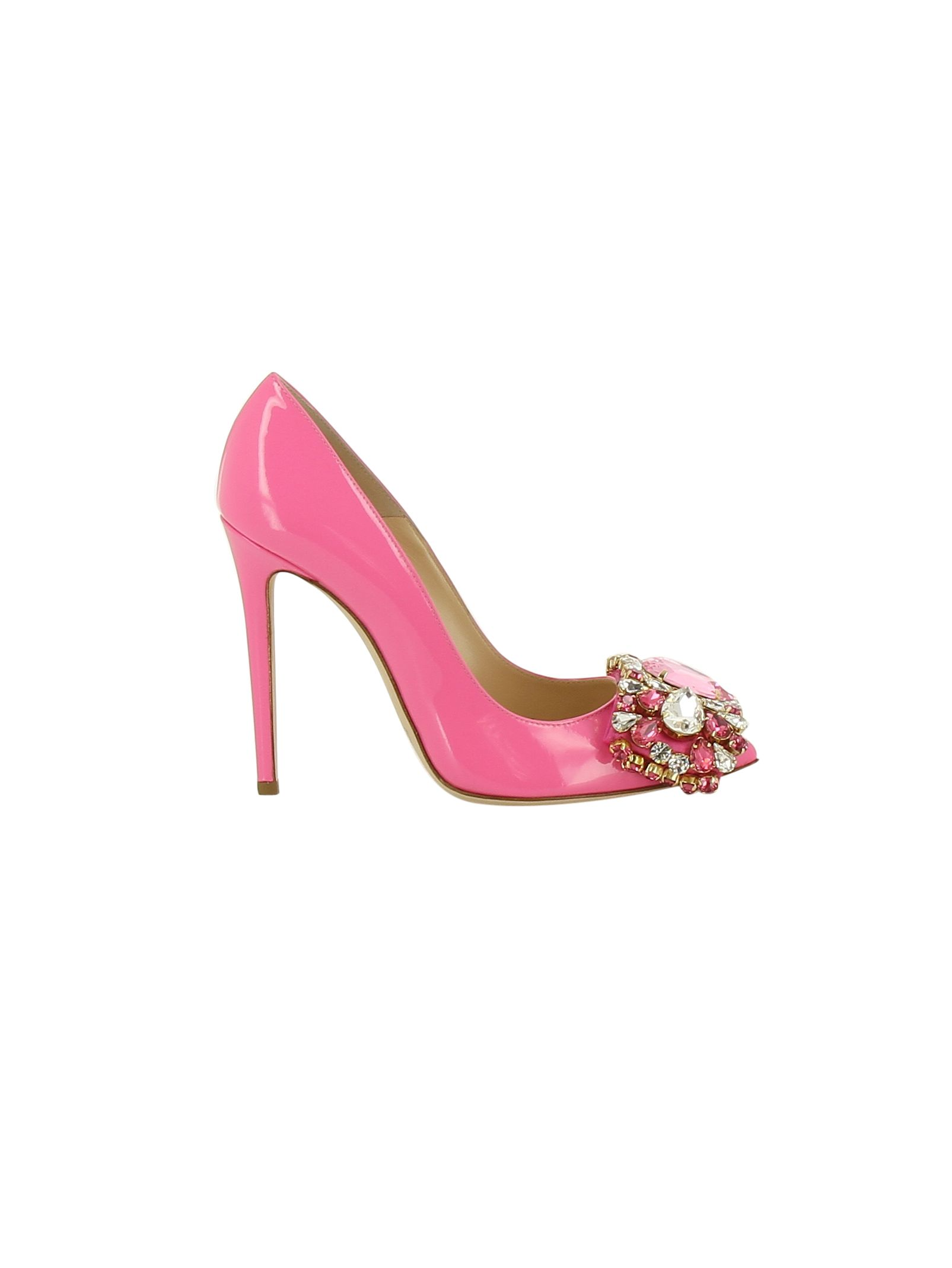 Gedebe Veronique Vernice Pumps