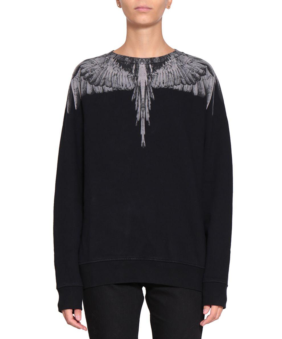 Marcelo Burlon Jenkart Cotton Sweatshirt