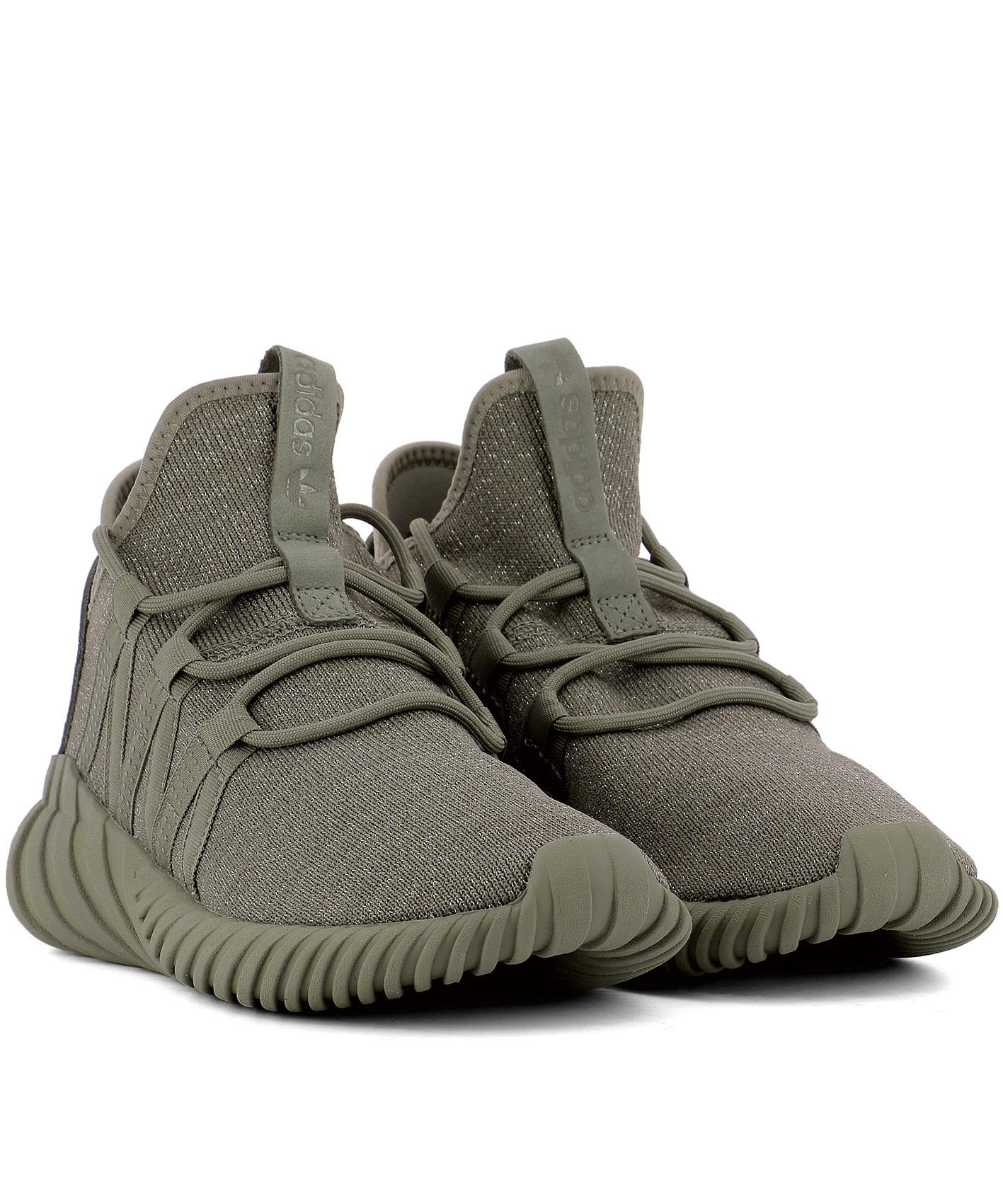adidas Tubular Dawn W (Light Brown / Light Brown / Crystal White