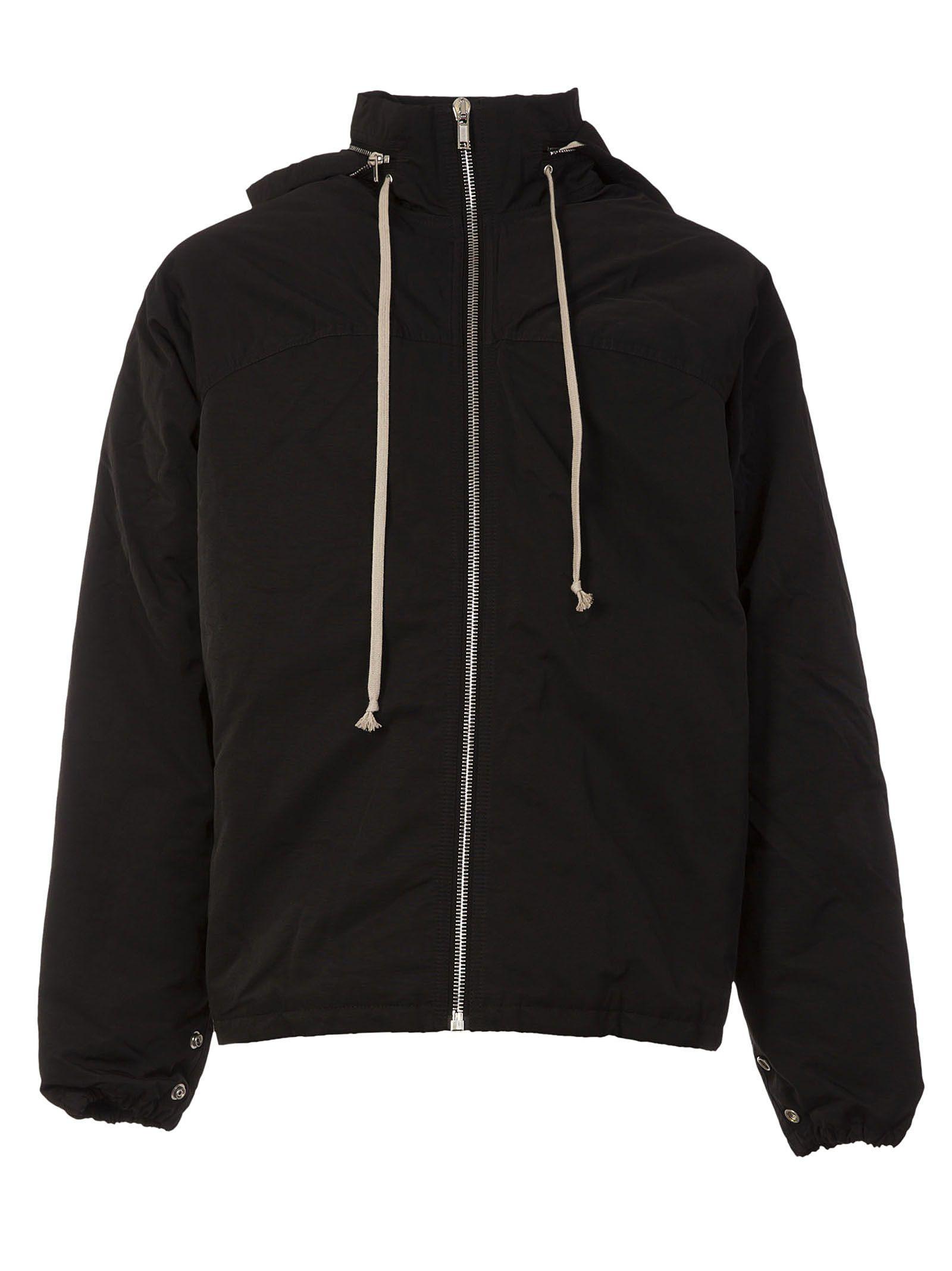 Drkshdw Drawstring Hooded Jacket
