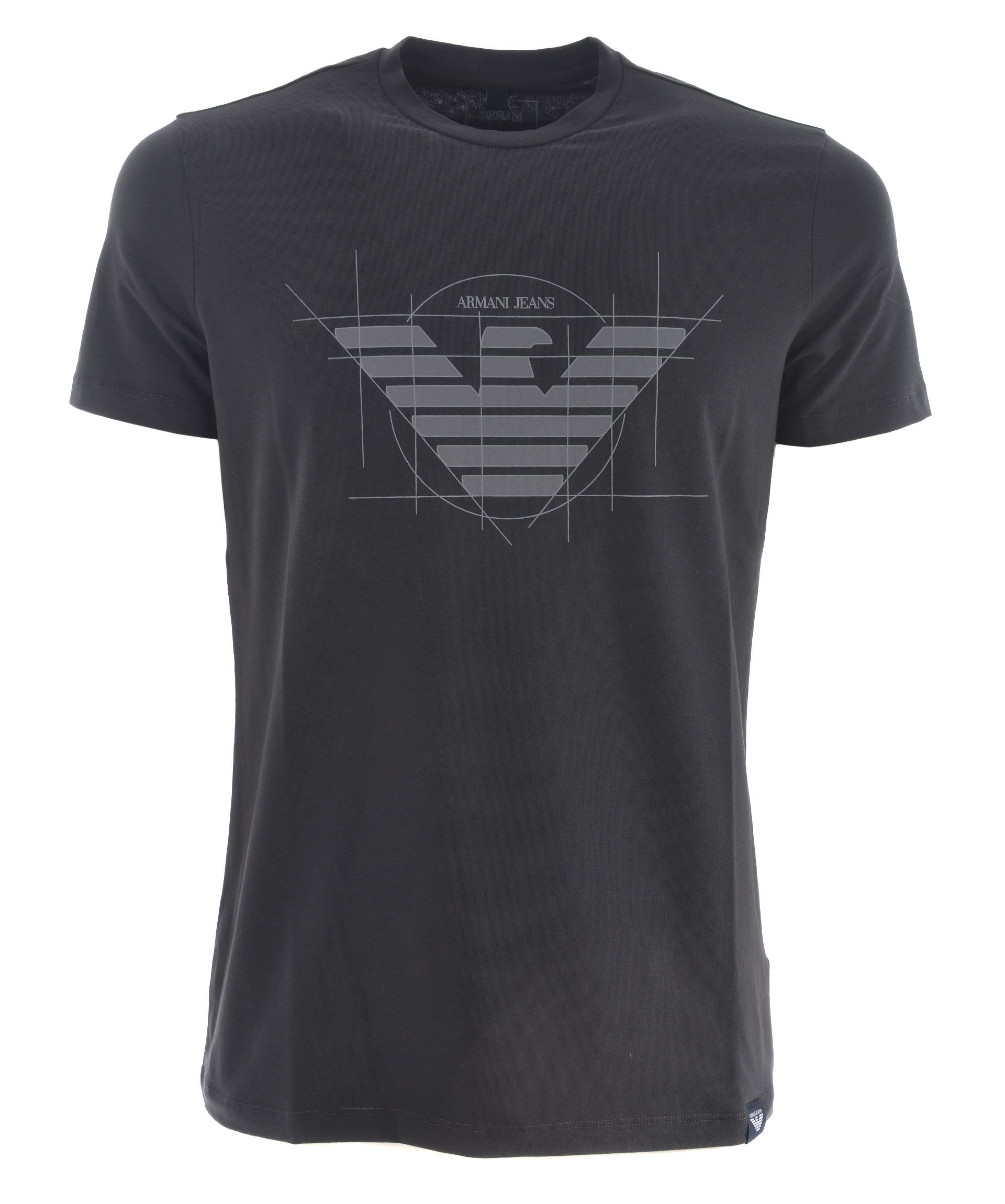 Armani Jeans Logo Print T-shirt