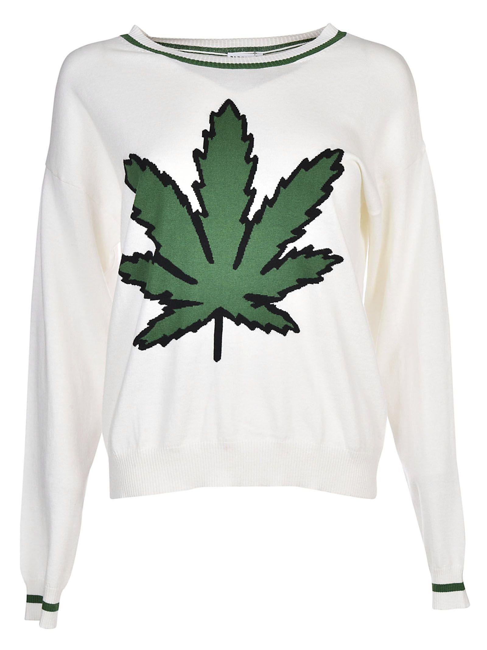 Parosh Go Green Sweatshirt