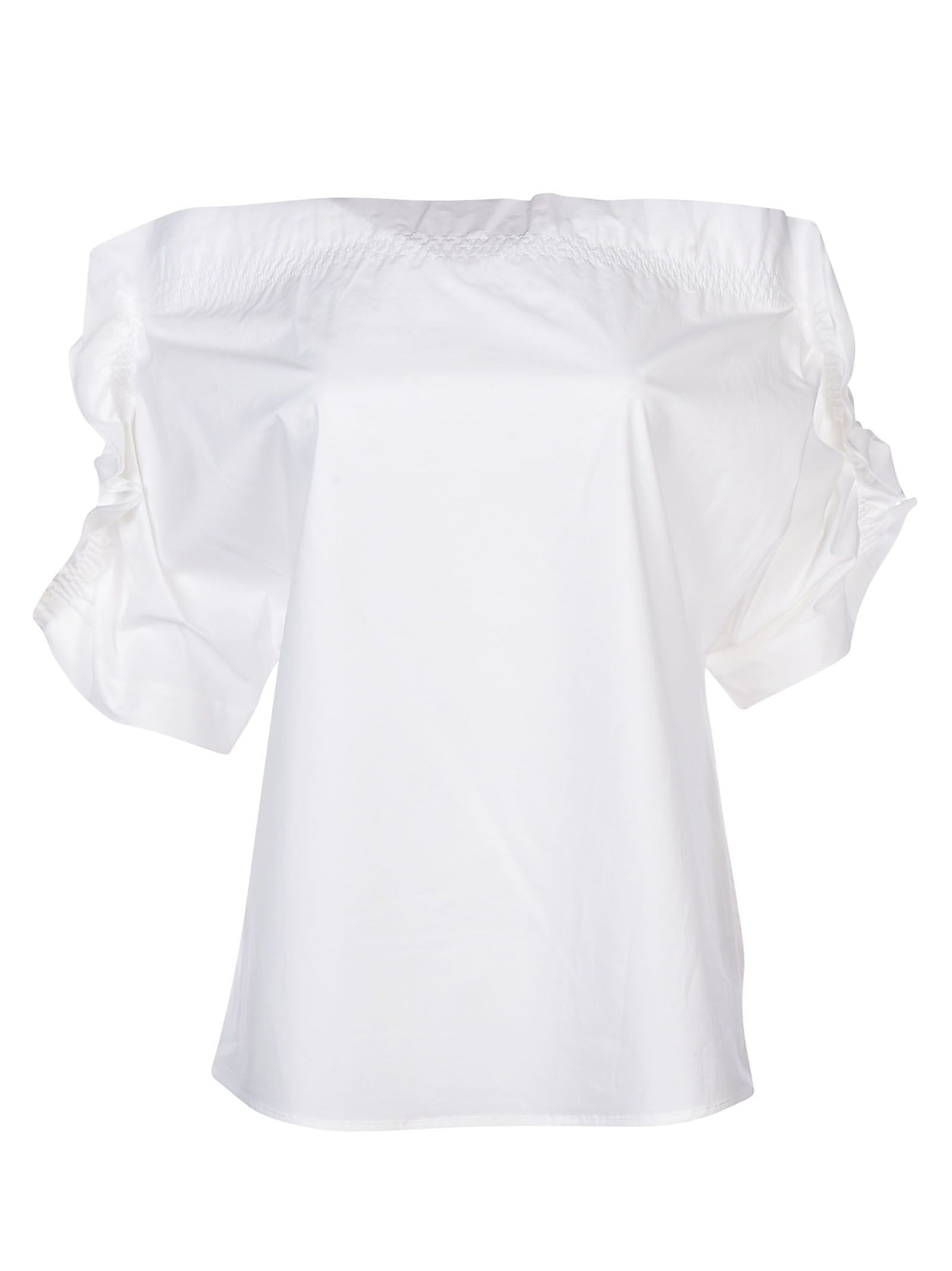 Msgm Ruffled Top