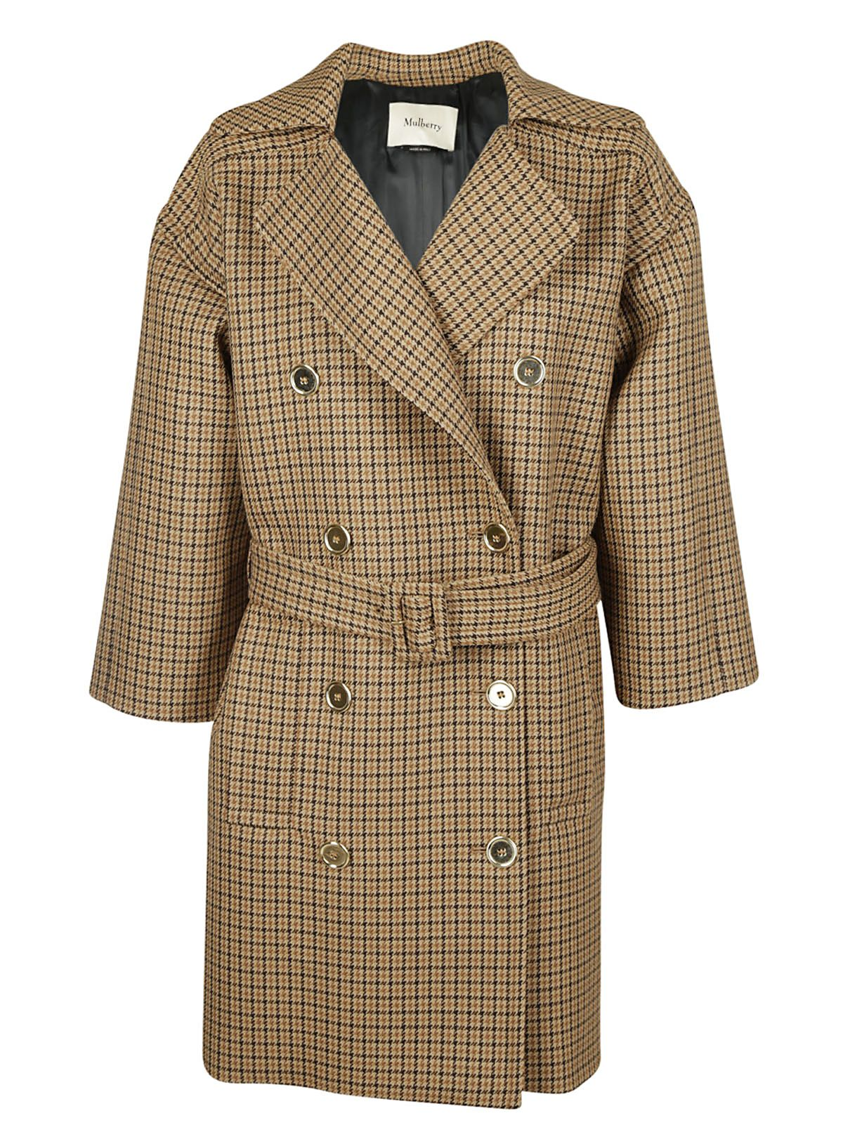 Mulberry Henrietta Trench