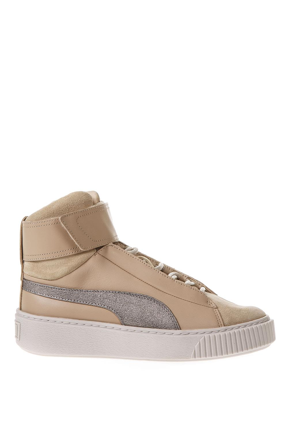 Puma Select Platform Mid High Tops