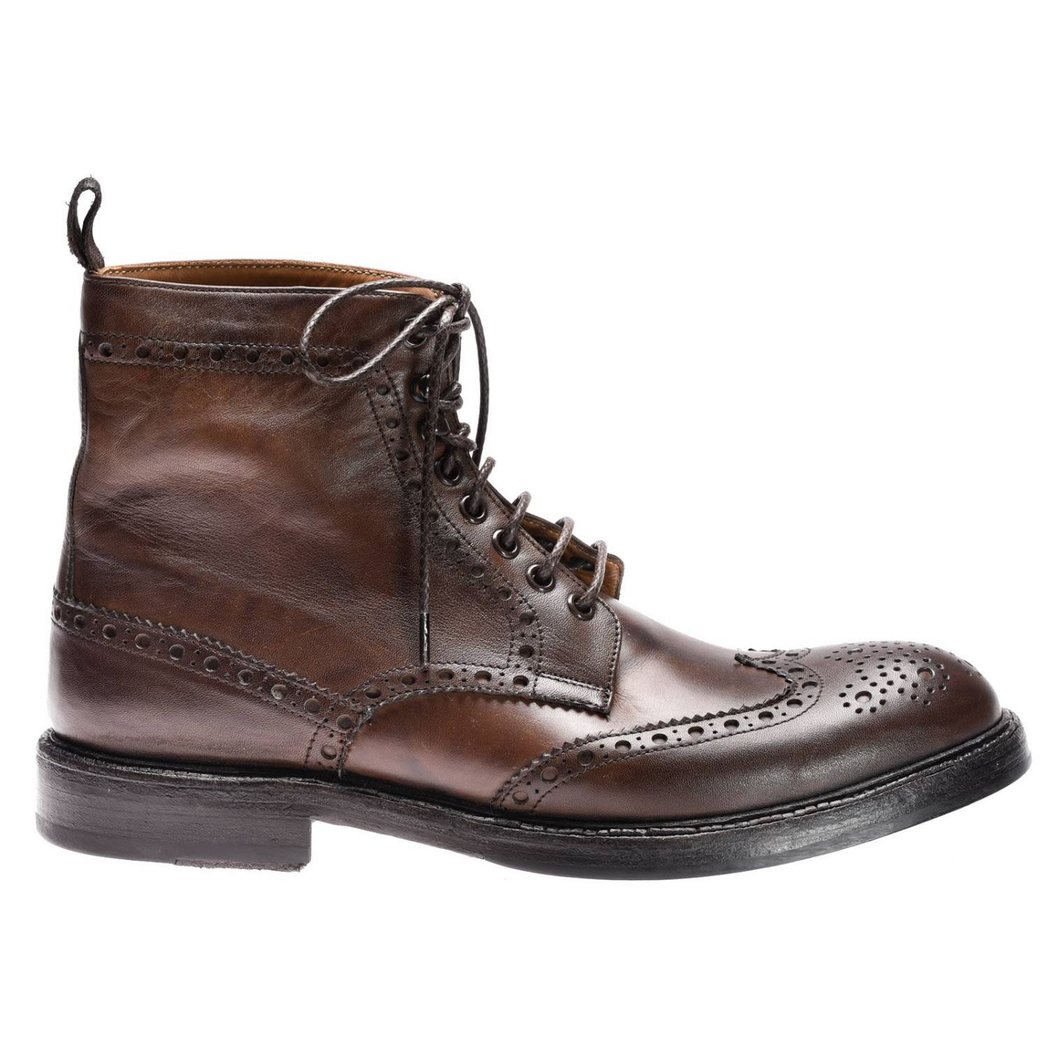 Boots Shoes Men Green George