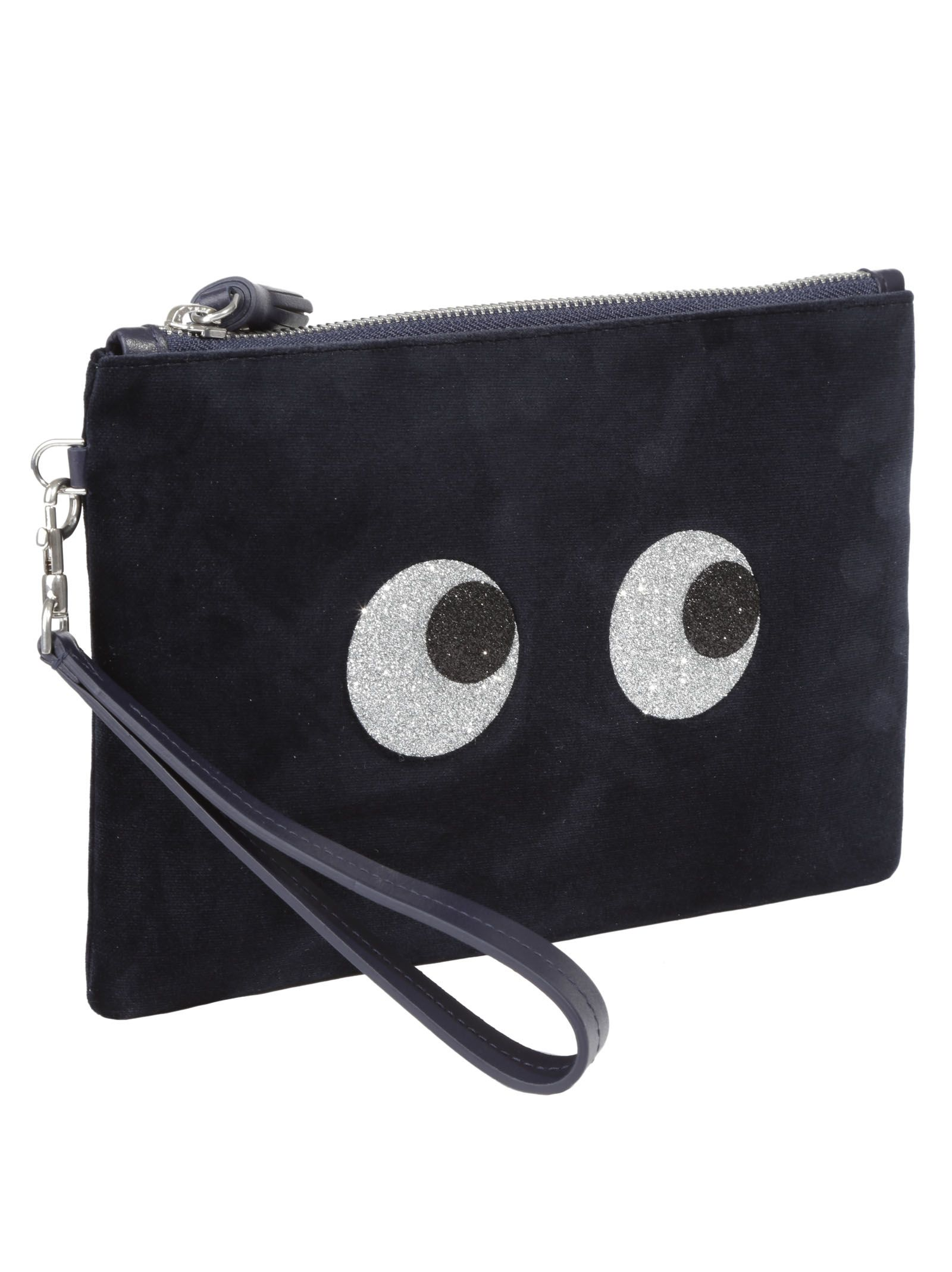 Anya Hindmarch Eyes Zip-top Pouch