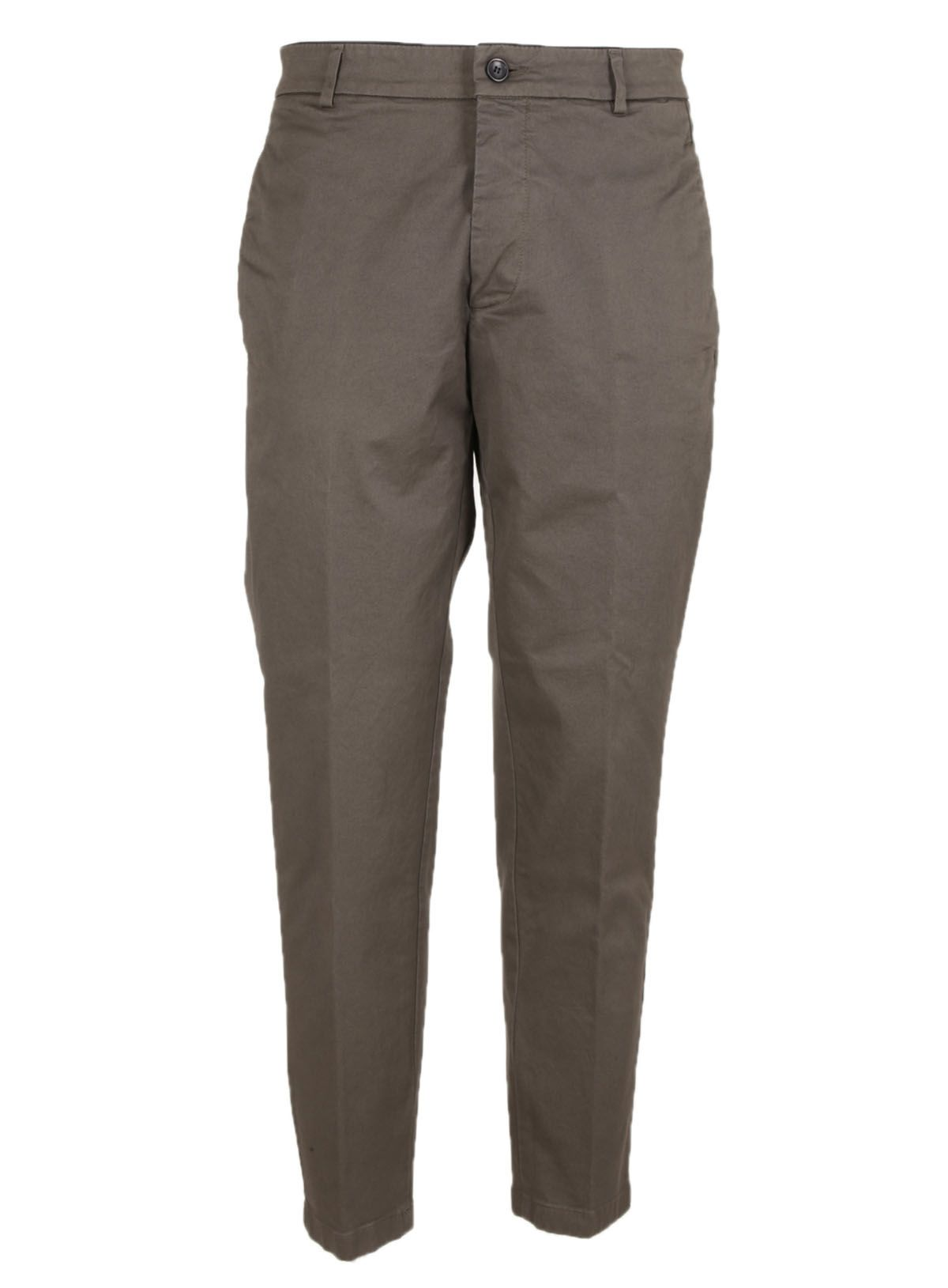 Department 5 Straight Leg Trousers