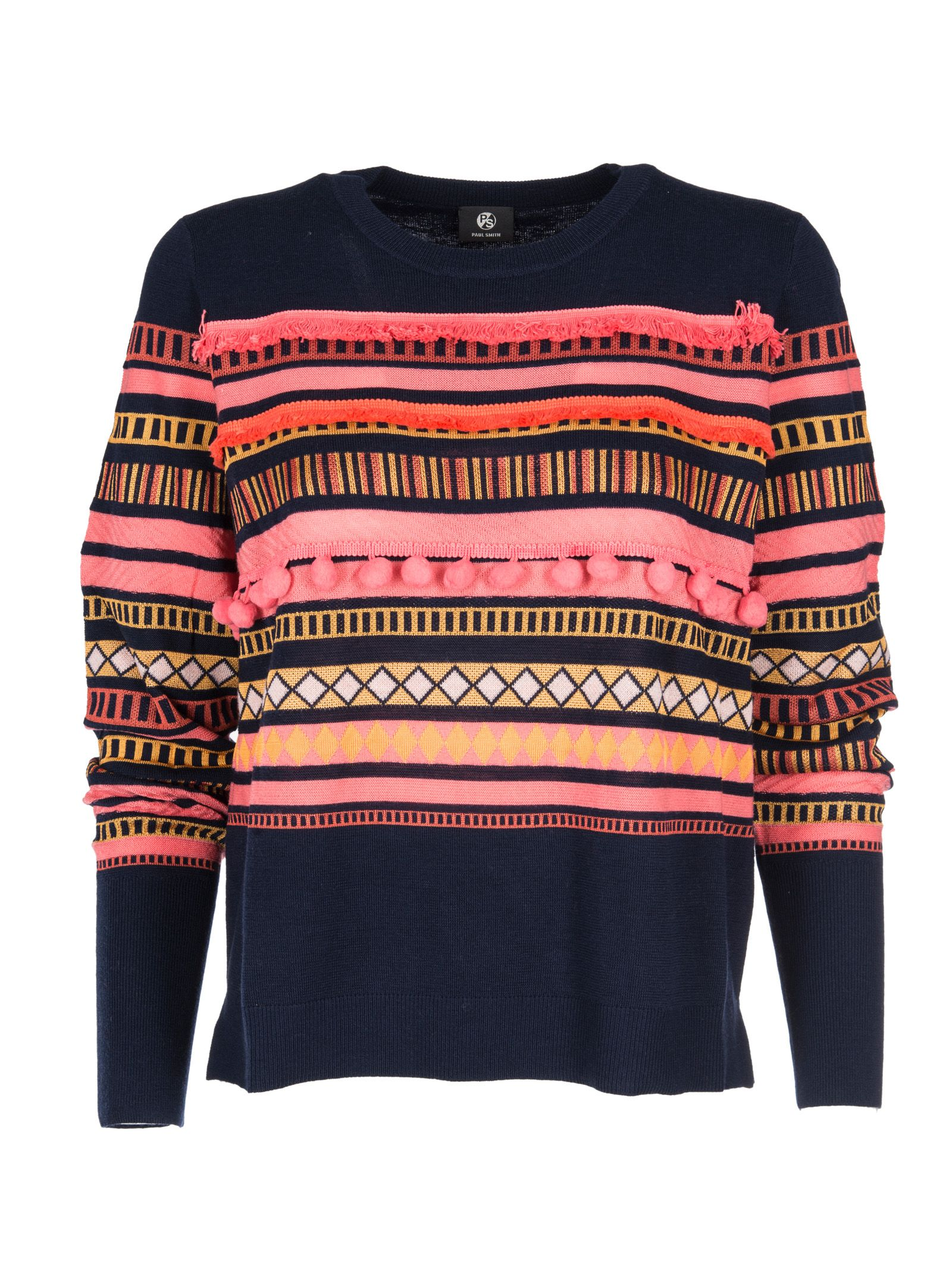 Paul Smith Jacquard Sweater