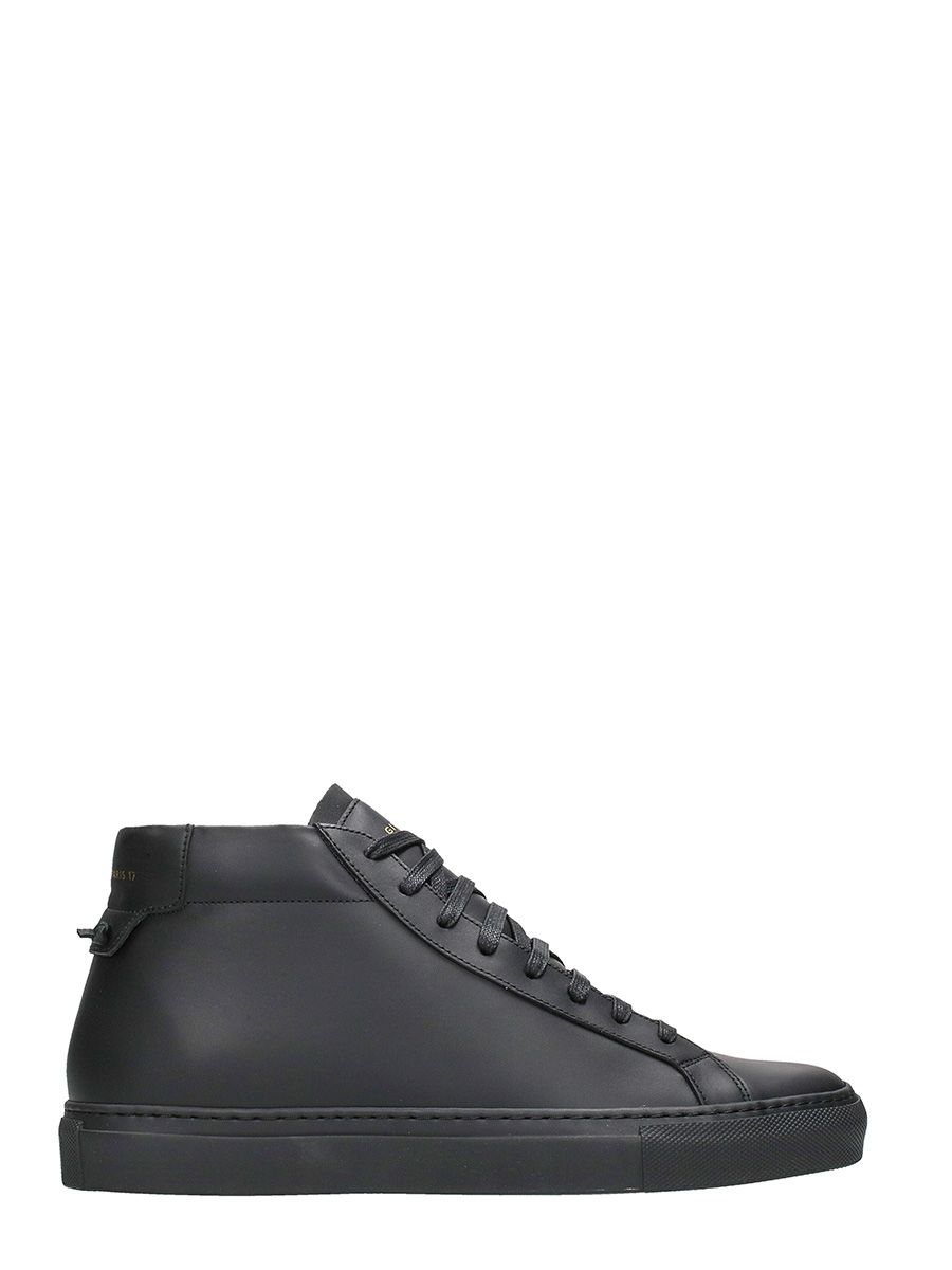 Givenchy Urban Street Knot Mid Sneakers